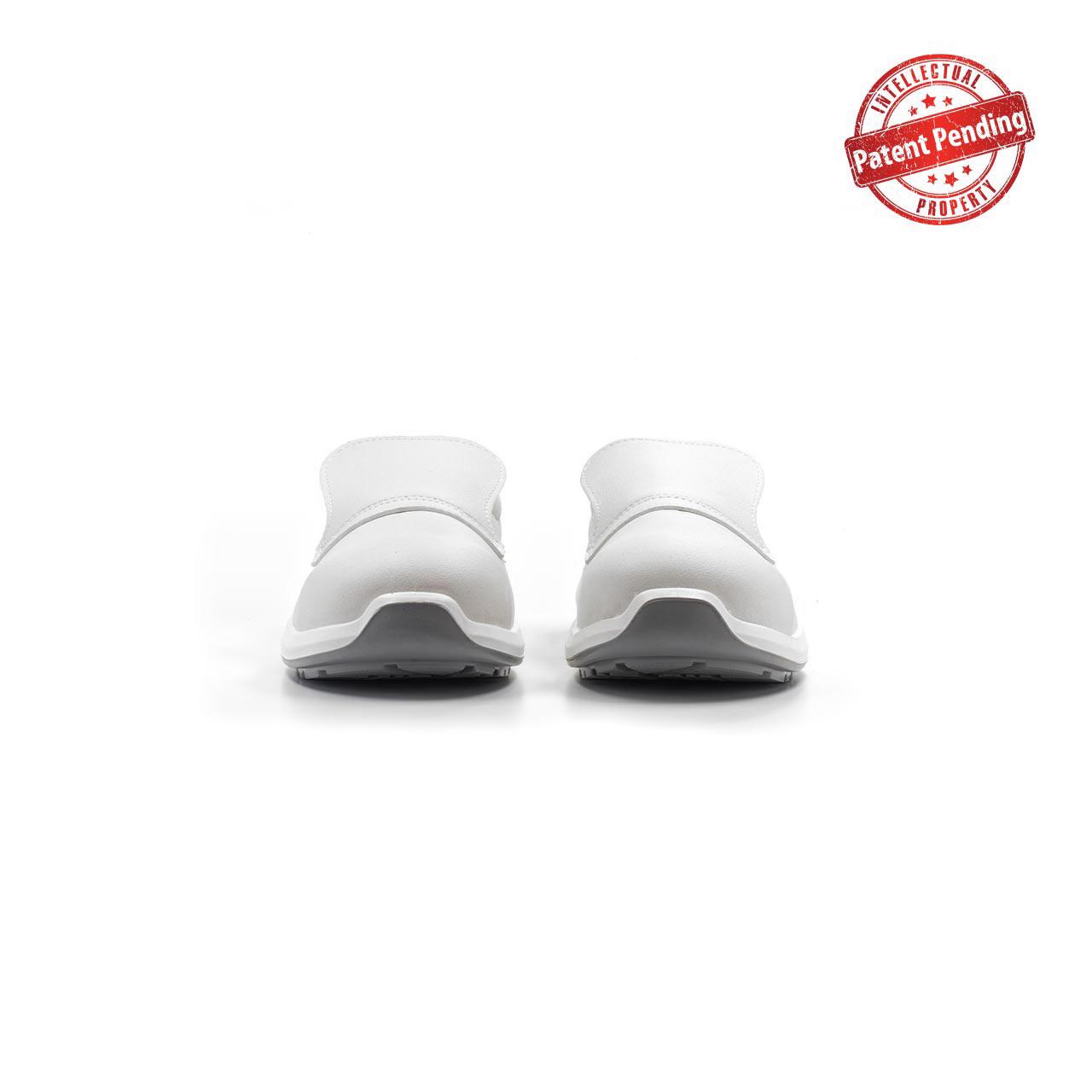 paio di scarpe antinfortunistiche upower modello antares linea redup vista frontale