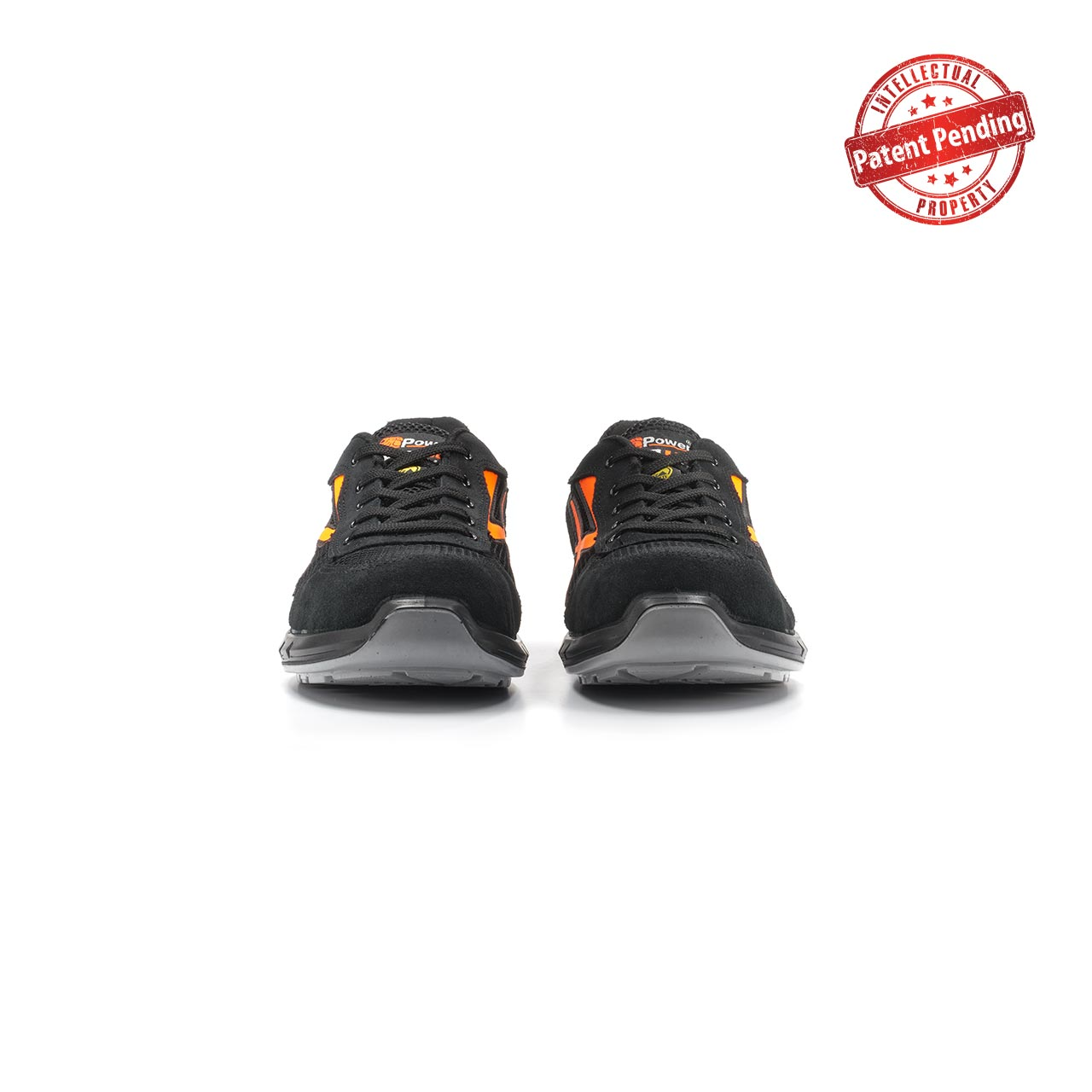 paio di scarpe antinfortunistiche upower modello atos plus linea redup plus vista frontale