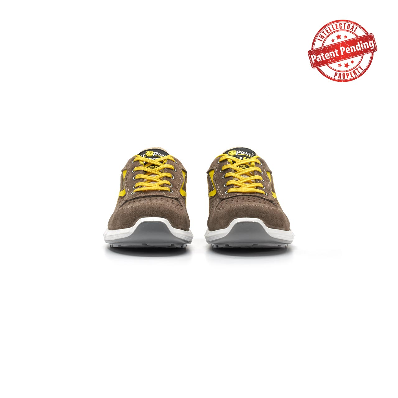 paio di scarpe antinfortunistiche upower modello dorado plus linea redup plus vista frontale