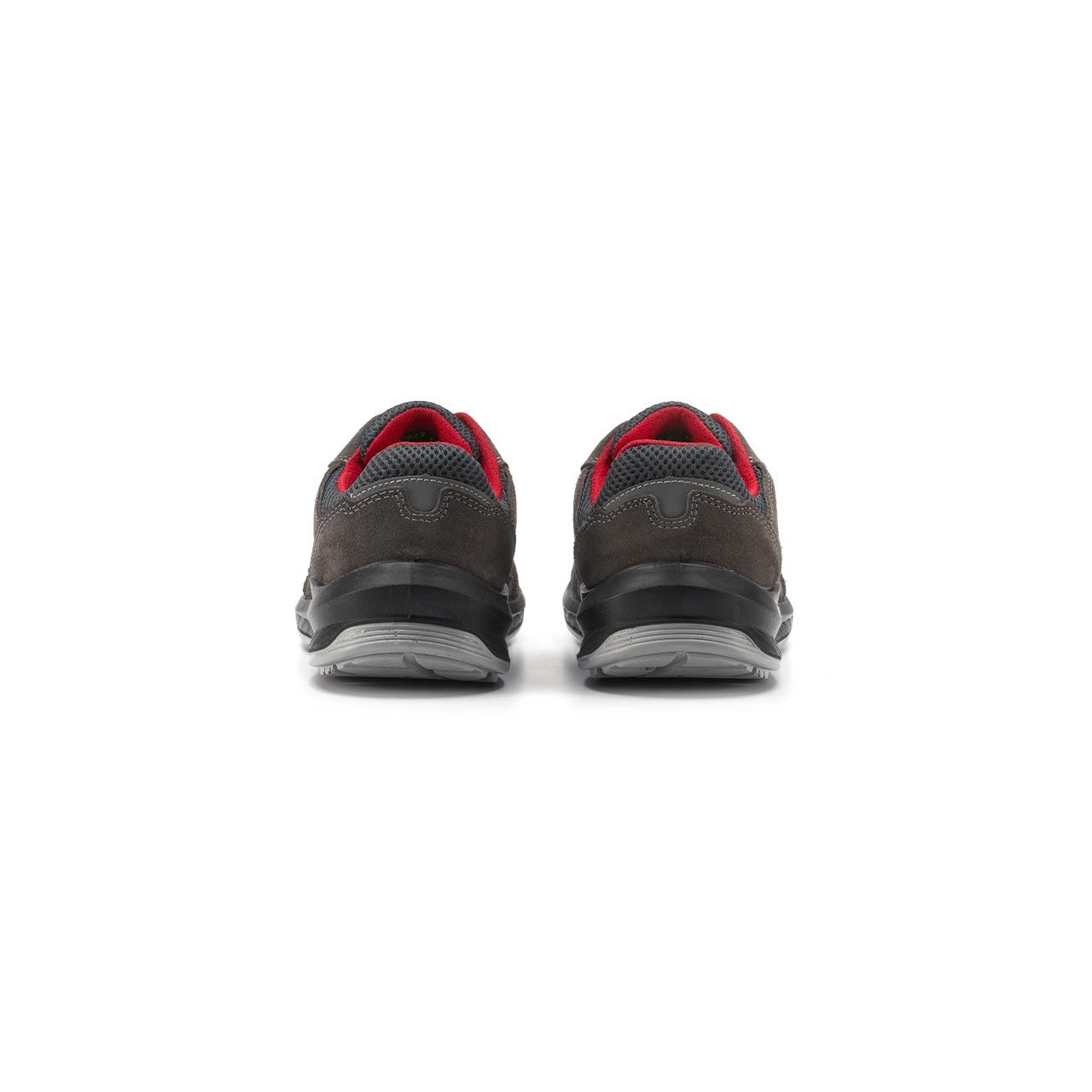 paio di scarpe antinfortunistiche upower modello radial linea redindustry vista retro