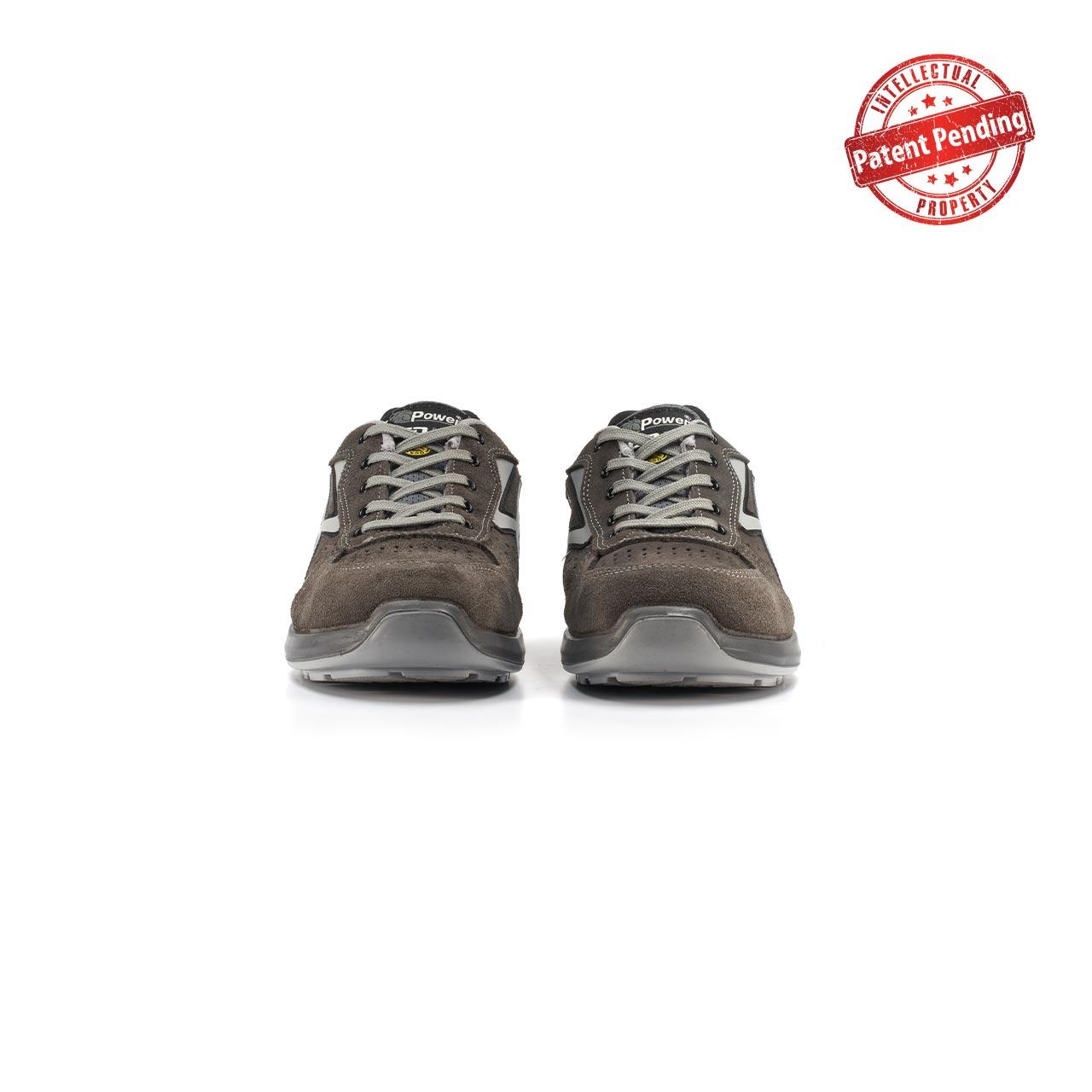 paio di scarpe antinfortunistiche upower modello rigel linea redup vista frontale