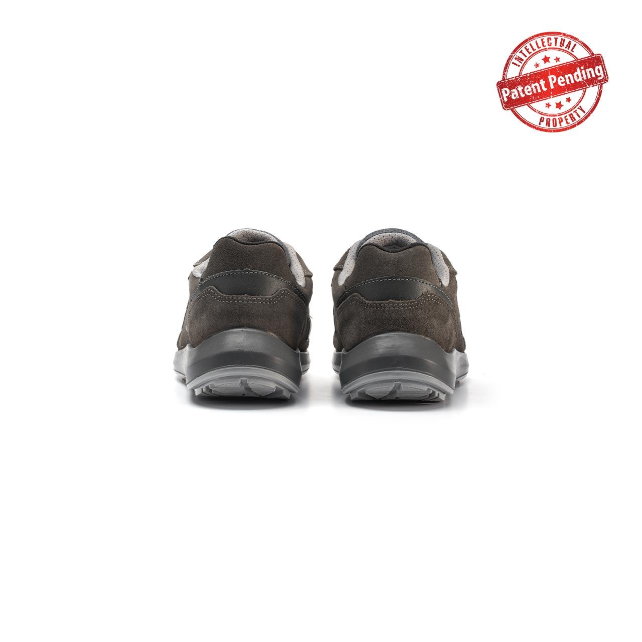 paio di scarpe antinfortunistiche upower modello rigel linea redup vista retro