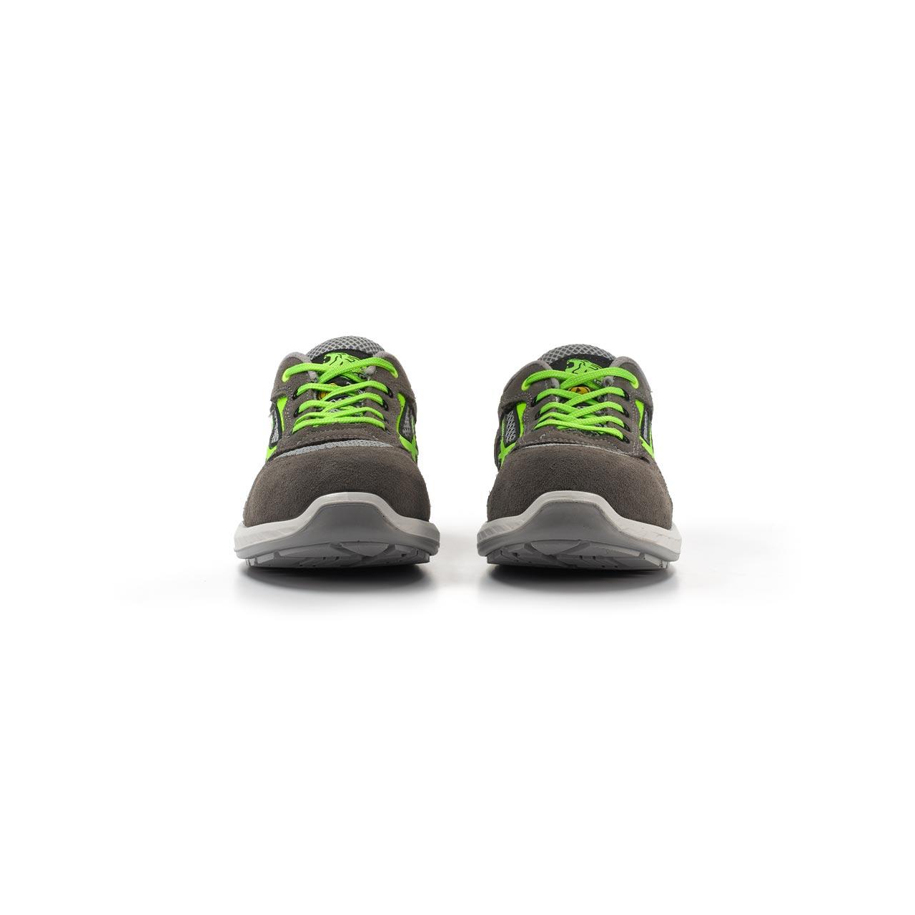 paio di scarpe antinfortunistiche upower modello rio linea redindustry vista frontale