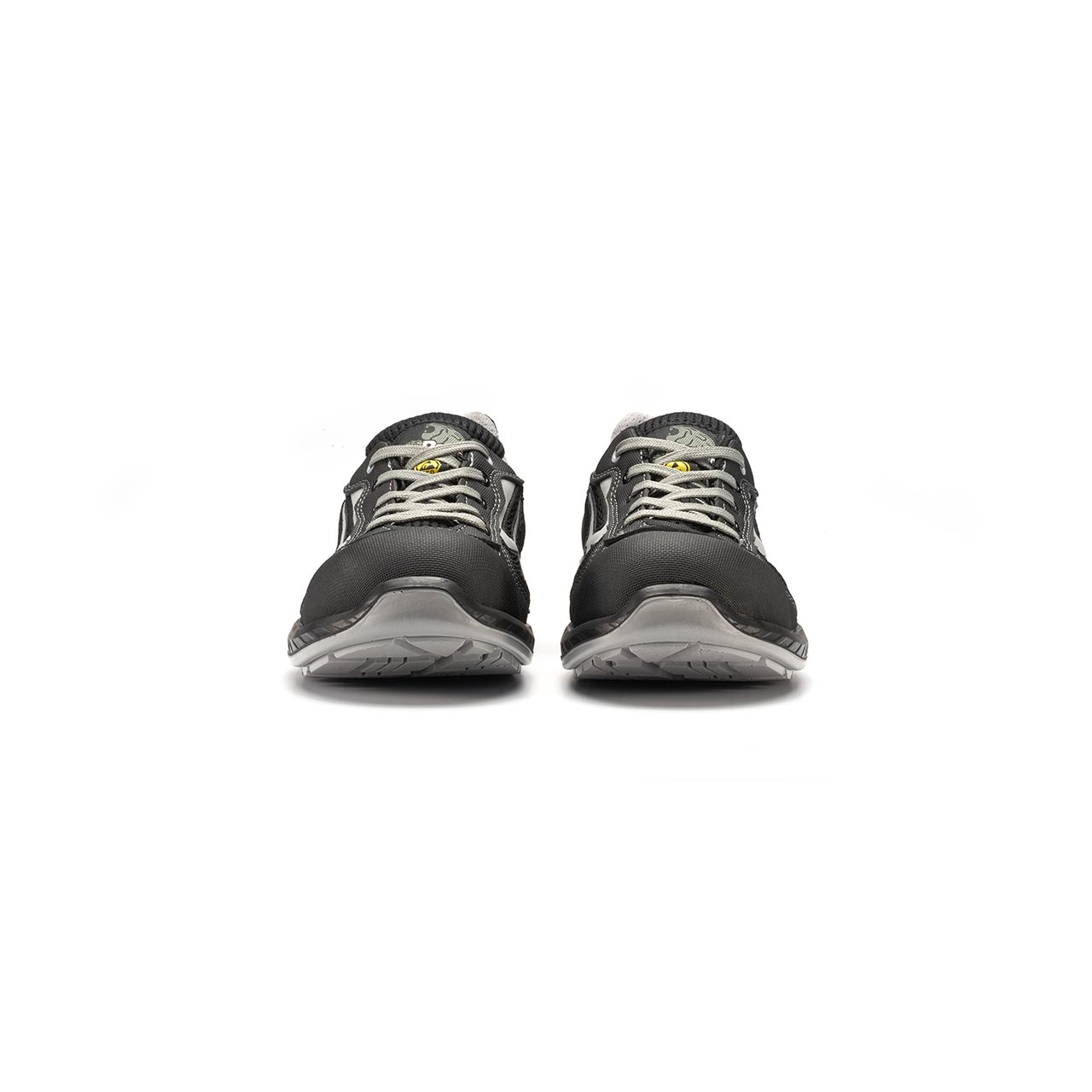 paio di scarpe antinfortunistiche upower modello shanghai linea redindustry vista frontale