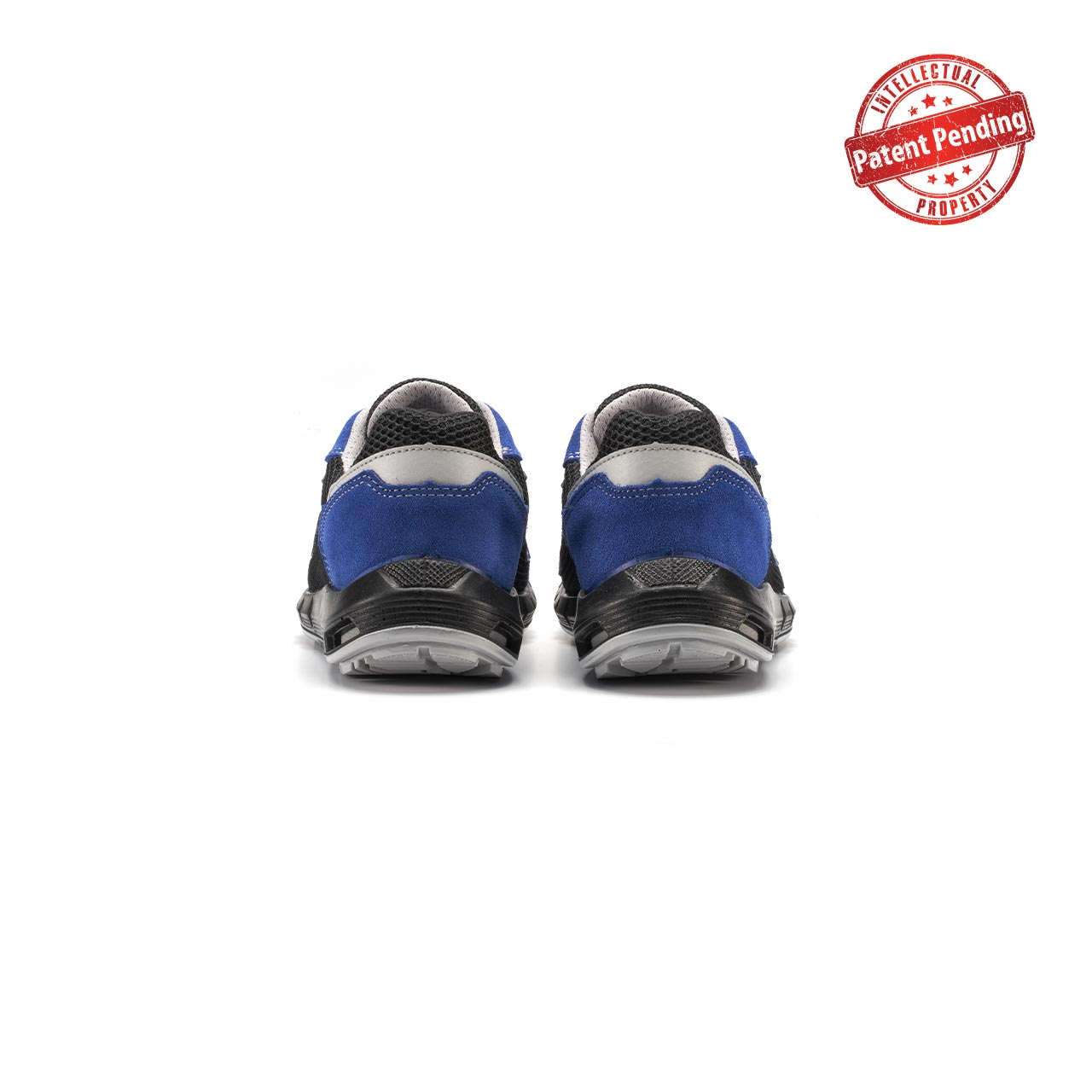 paio di scarpe antinfortunistiche upower modello sky linea redup plus vista retro