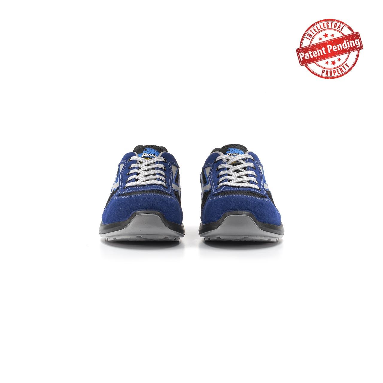 paio di scarpe antinfortunistiche upower modello sky linea redup vista frontale