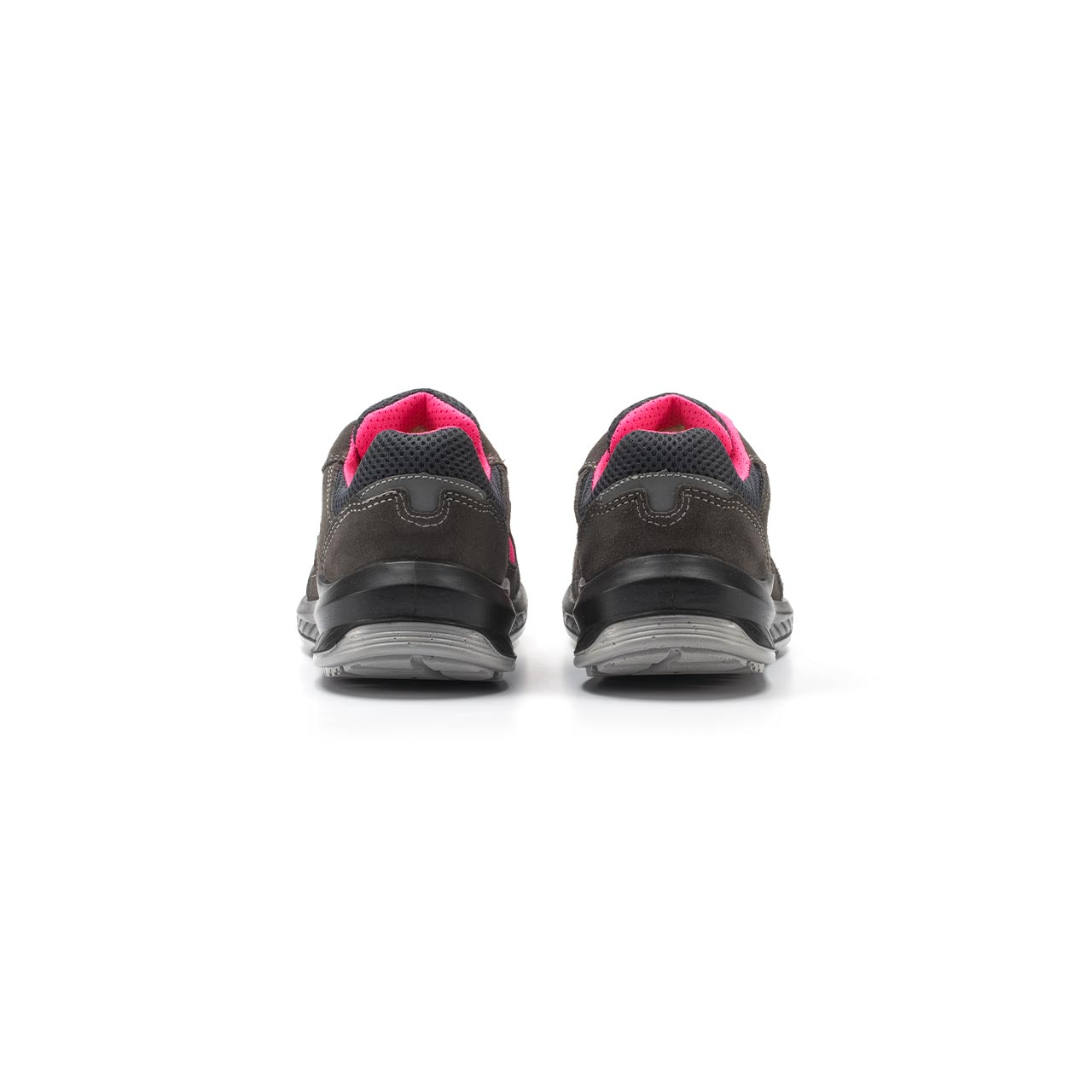paio di scarpe antinfortunistiche upower modello tokio linea redindustry vista retro