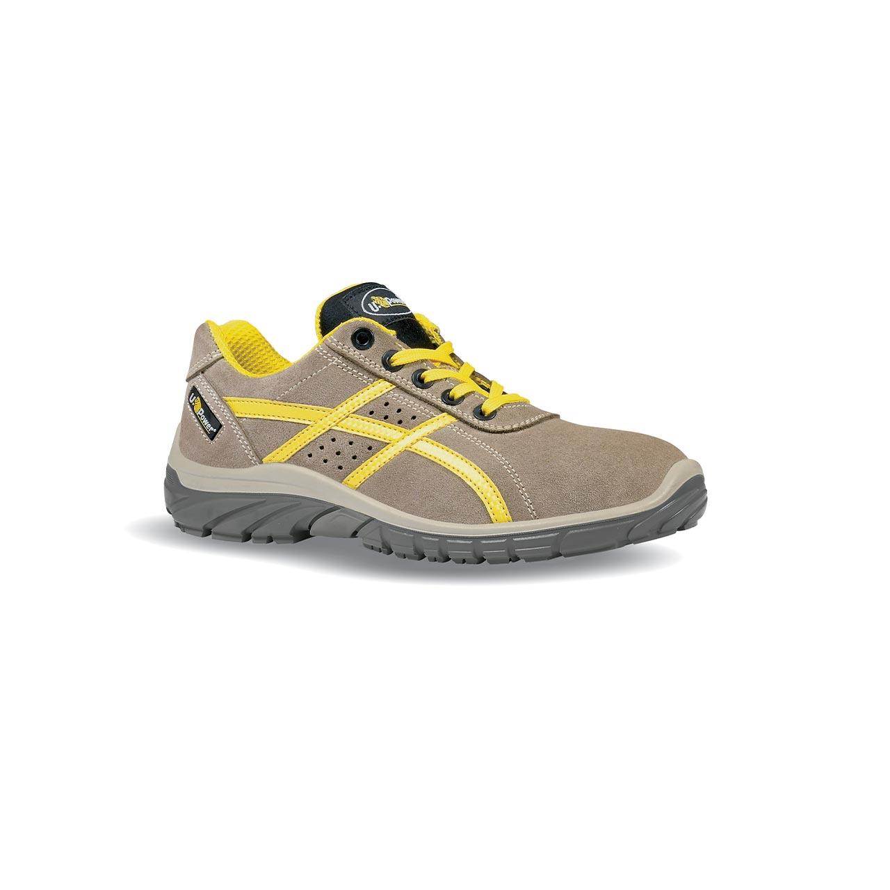 scarpa antinfortunistica upower modello air linea professional vista laterale