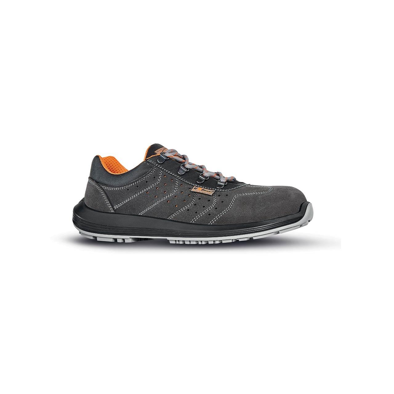 scarpa antinfortunistica upower modello april linea stepone vista laterale