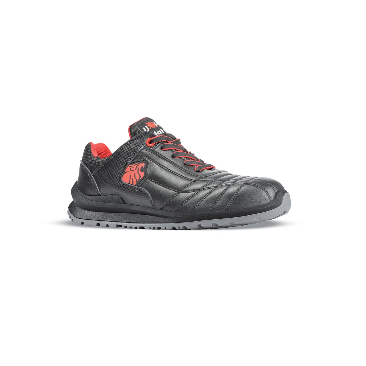 scarpa antinfortunistica upower modello ari linea flatout vista laterale