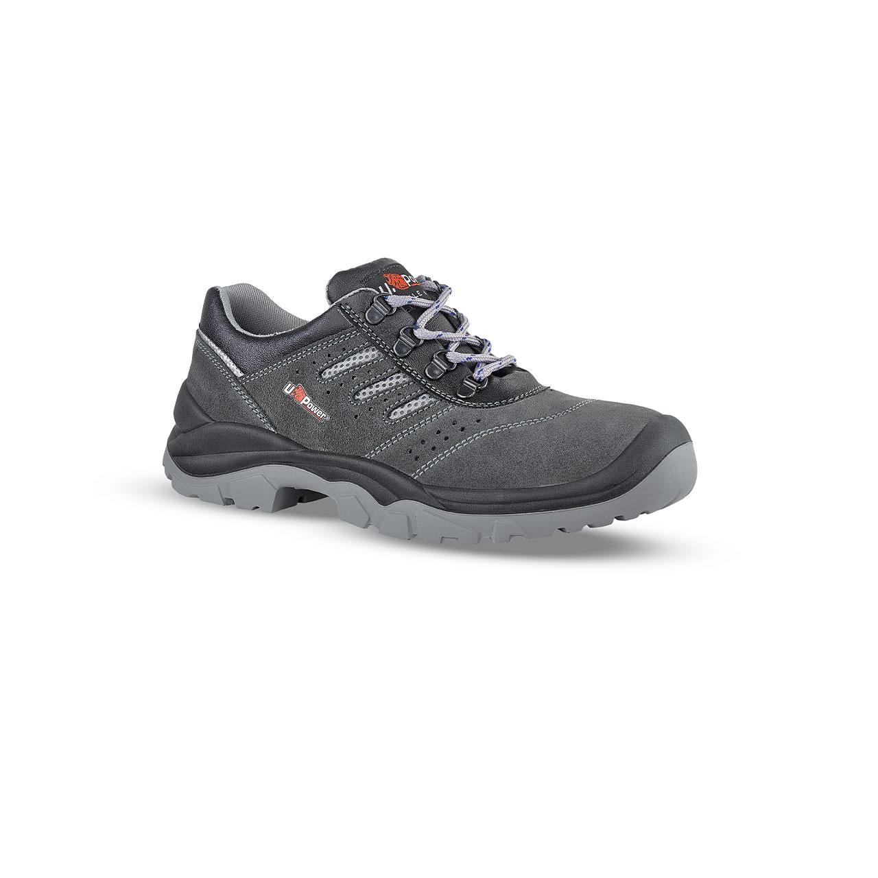 scarpa antinfortunistica upower modello bell linea STYLE_JOB vista laterale