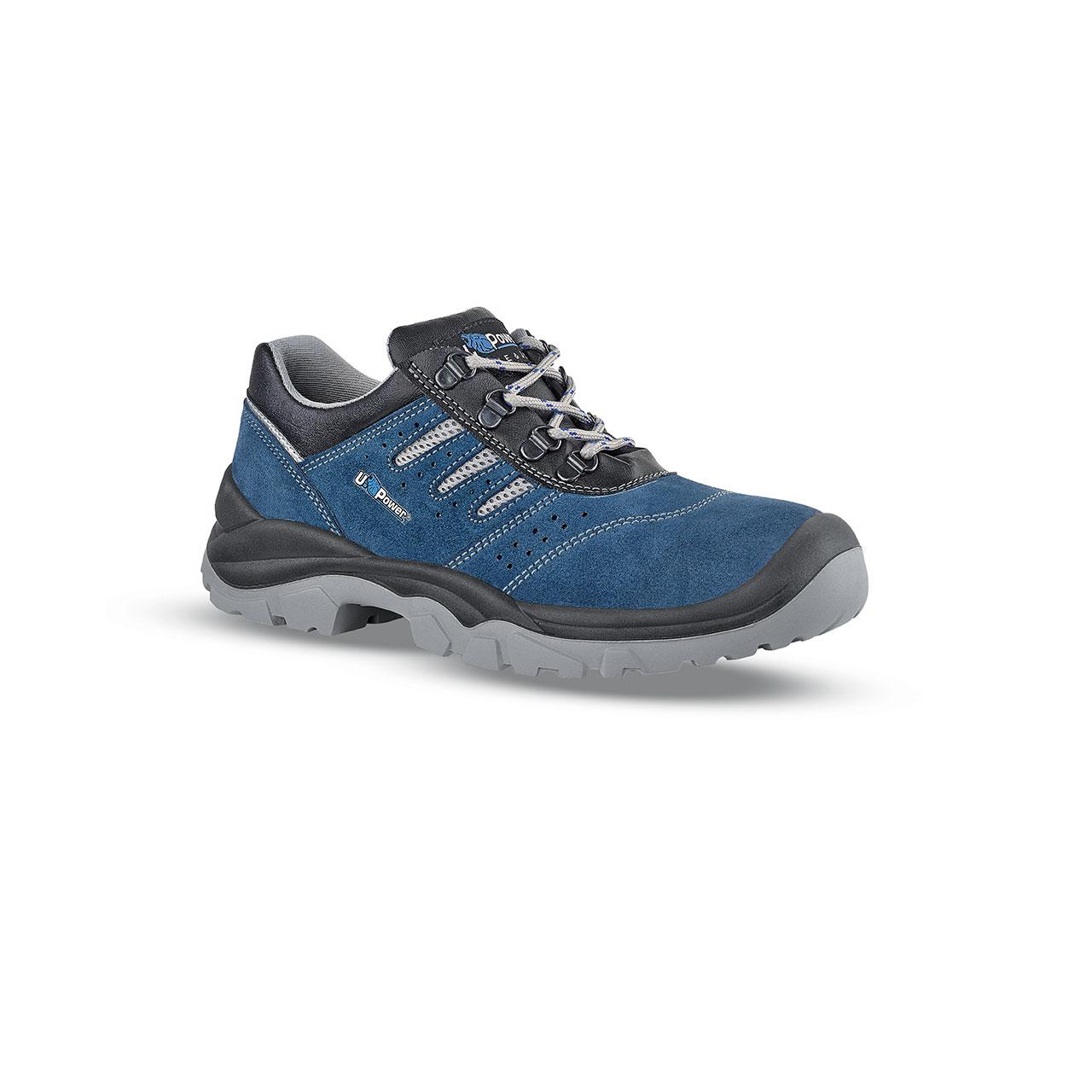 scarpa antinfortunistica upower modello better linea STYLE_JOB vista laterale