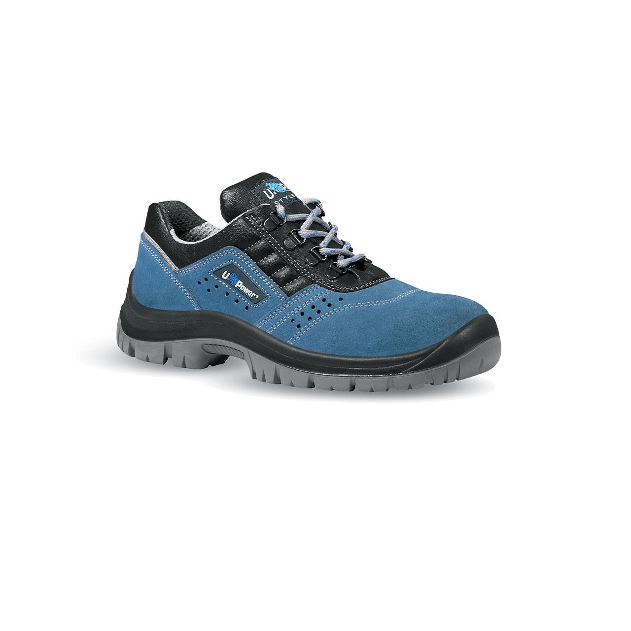 scarpa antinfortunistica upower modello boss linea STYLE_JOB vista laterale