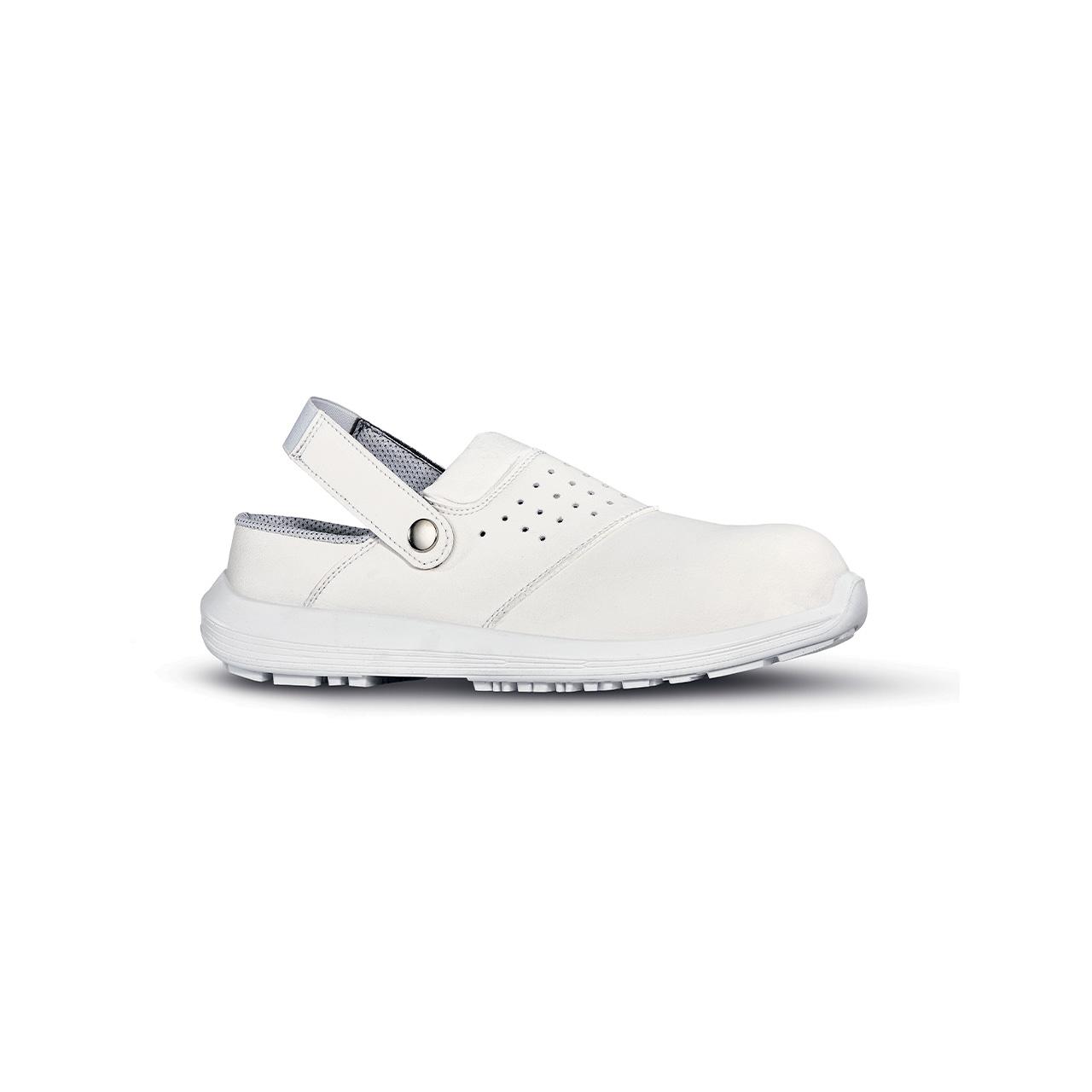 scarpa antinfortunistica upower modello breeze linea lei_lei vista laterale