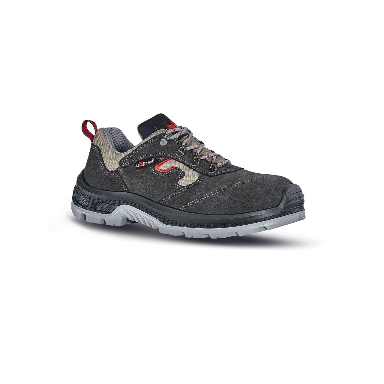 scarpa antinfortunistica upower modello control linea stepone vista laterale