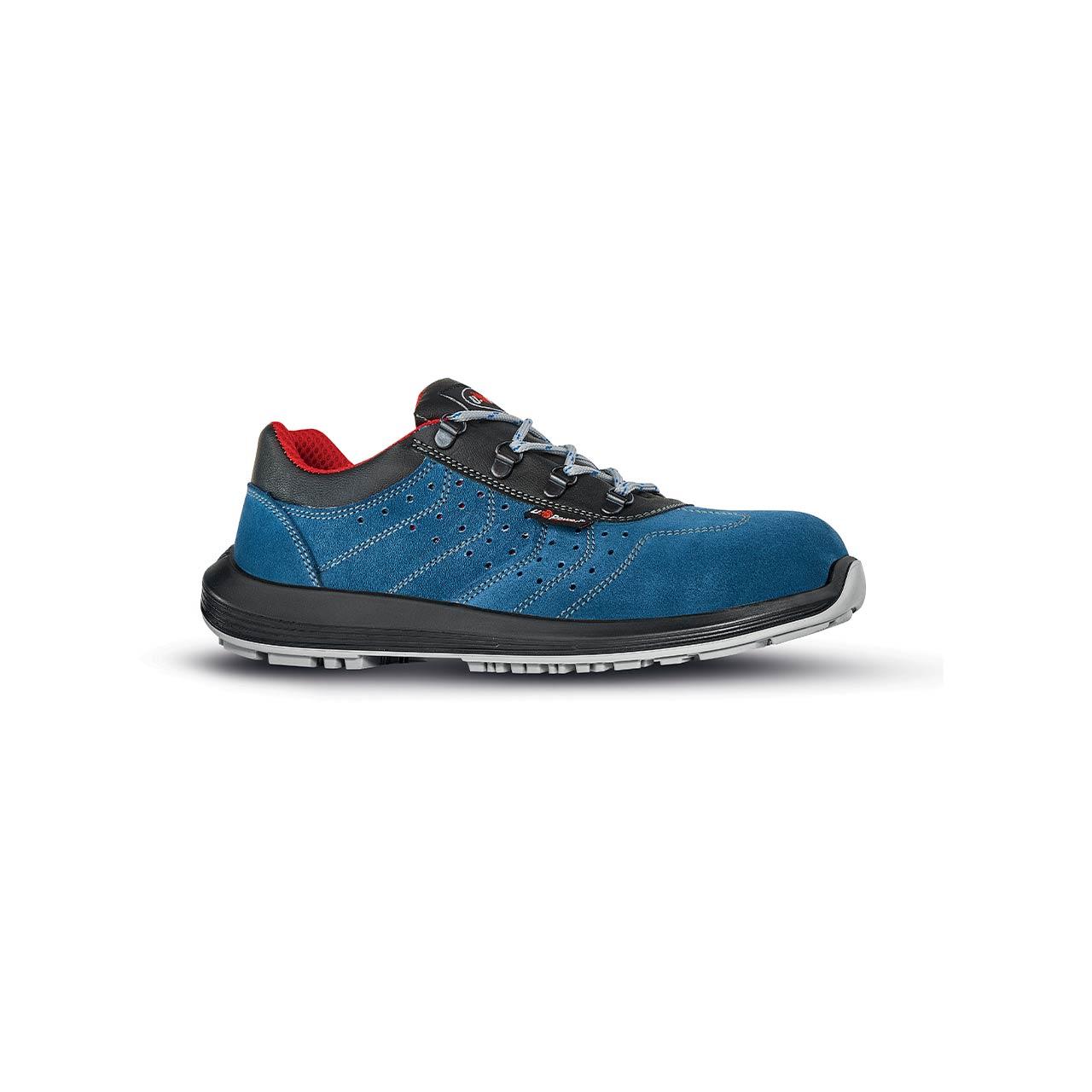 scarpa antinfortunistica upower modello curtiss linea stepone vista laterale