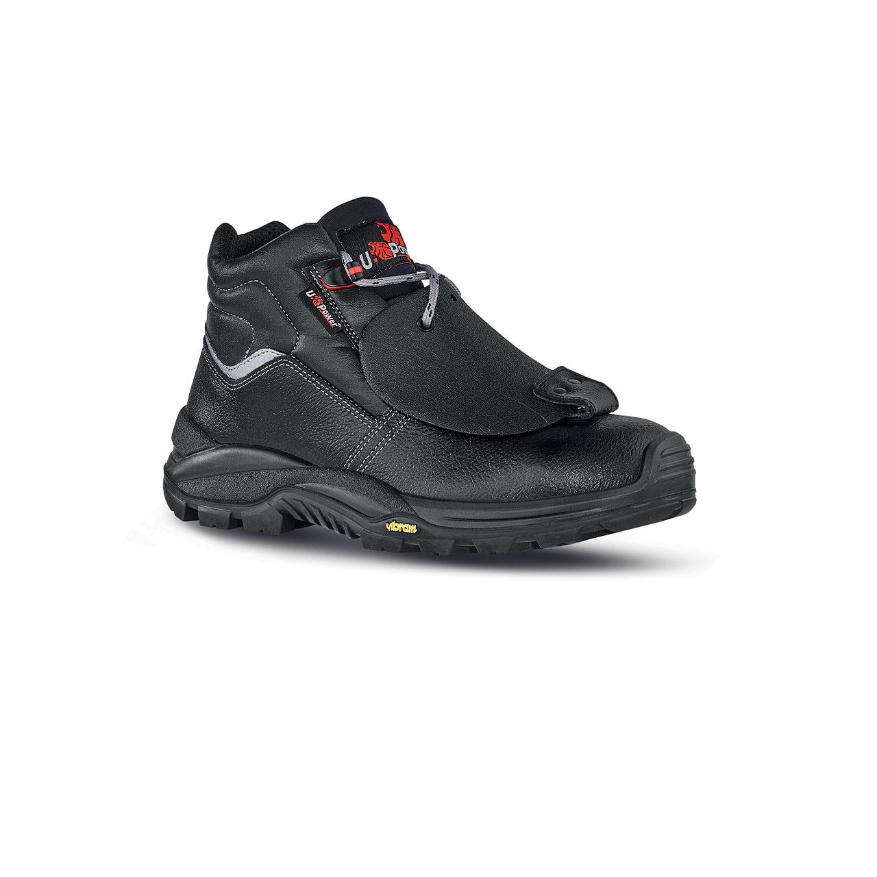 scarpa antinfortunistica upower modello depp linea USPECIAL vista laterale