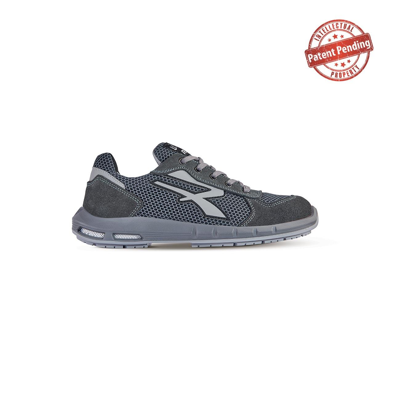 scarpa antinfortunistica upower modello draco plus linea redup plus vista laterale