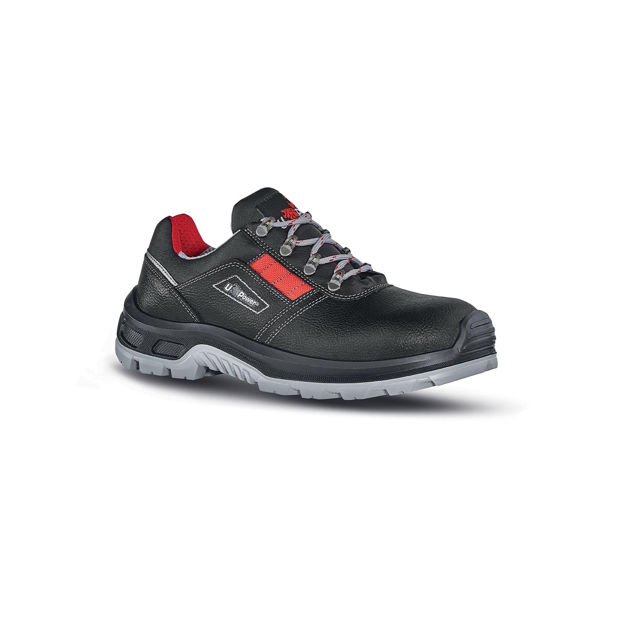 scarpa antinfortunistica upower modello elect linea conceptplus vista laterale
