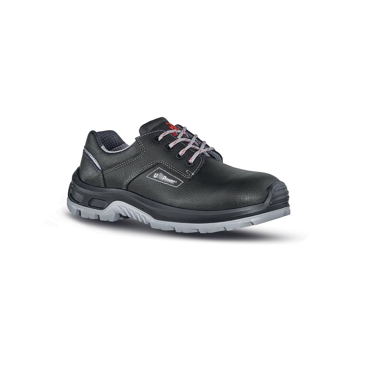 scarpa antinfortunistica upower modello elite linea conceptplus vista laterale