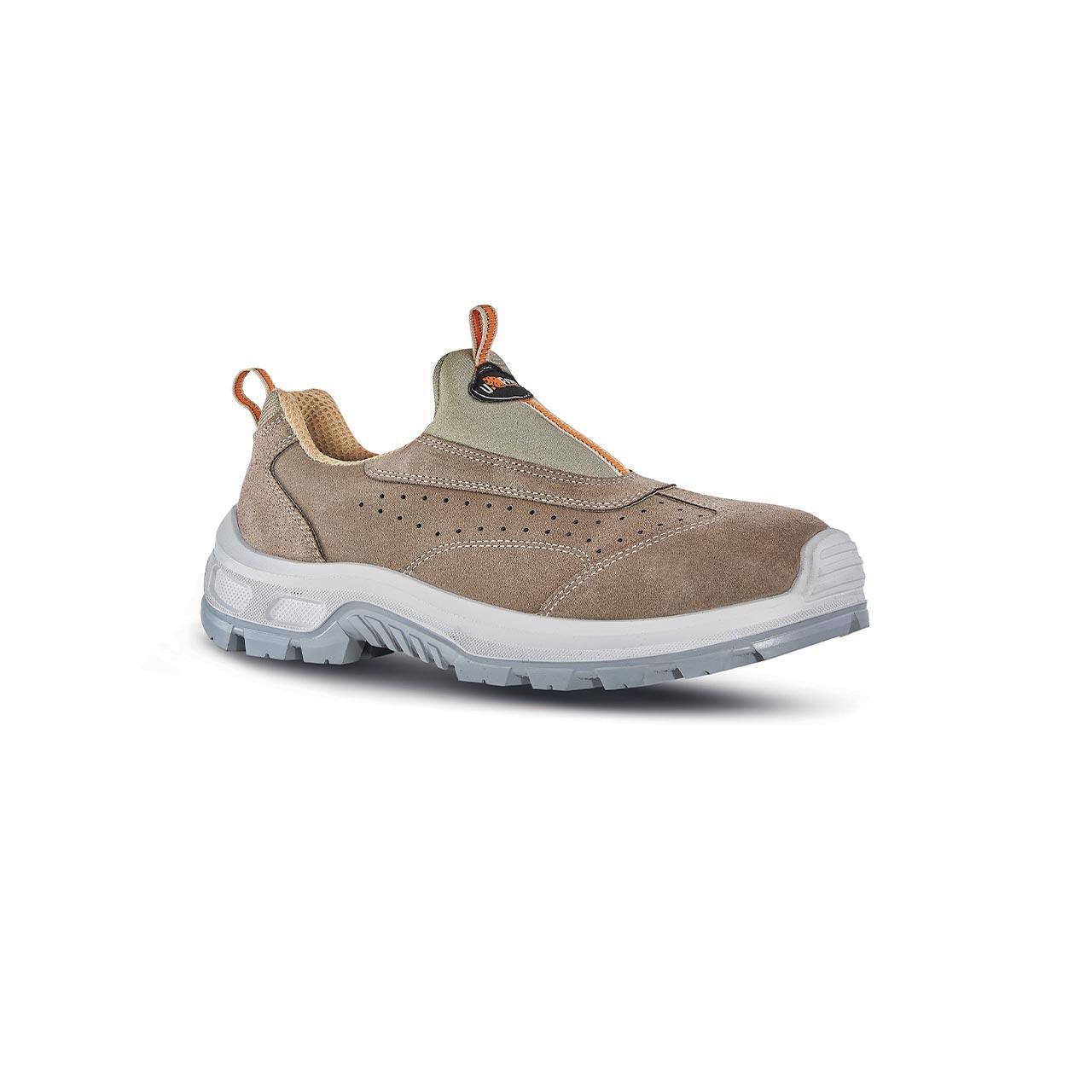 scarpa antinfortunistica upower modello fit linea conceptplus vista laterale