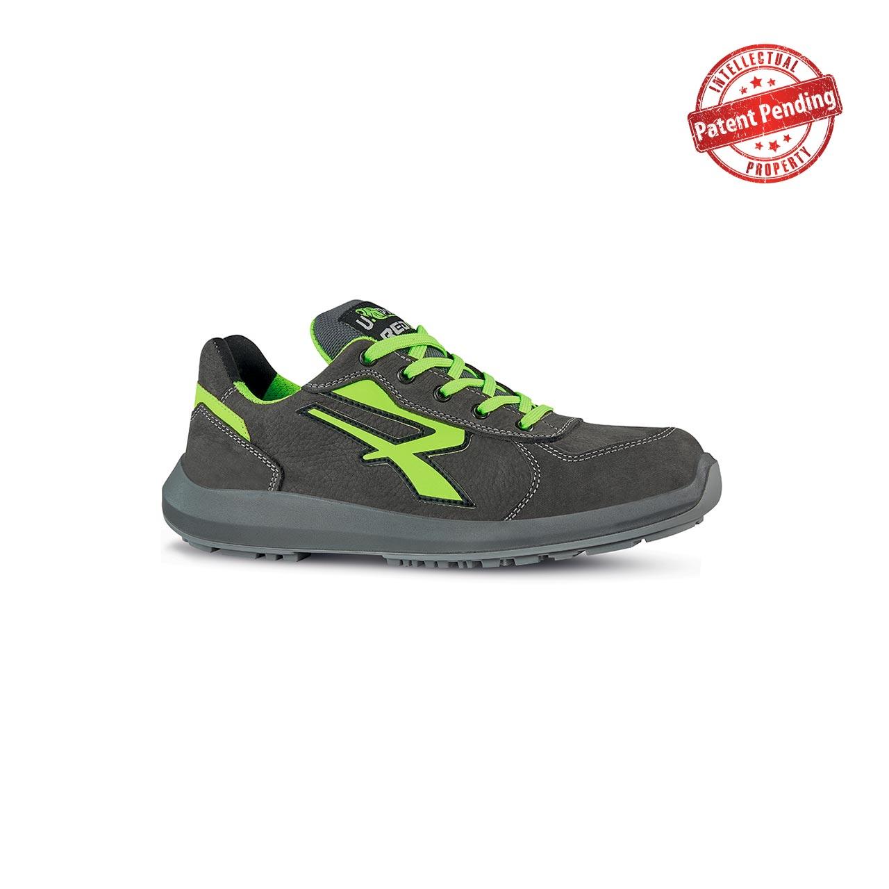 scarpa antinfortunistica upower modello hydra linea redup vista laterale