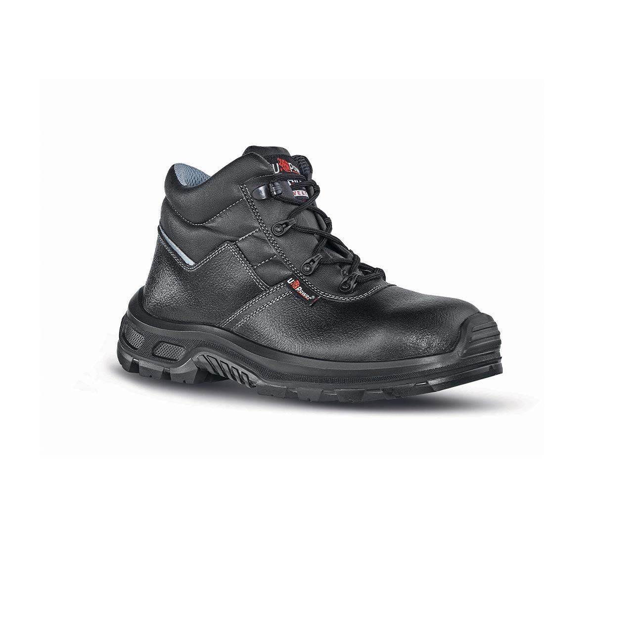 scarpa antinfortunistica upower modello jena linea rock_roll vista laterale