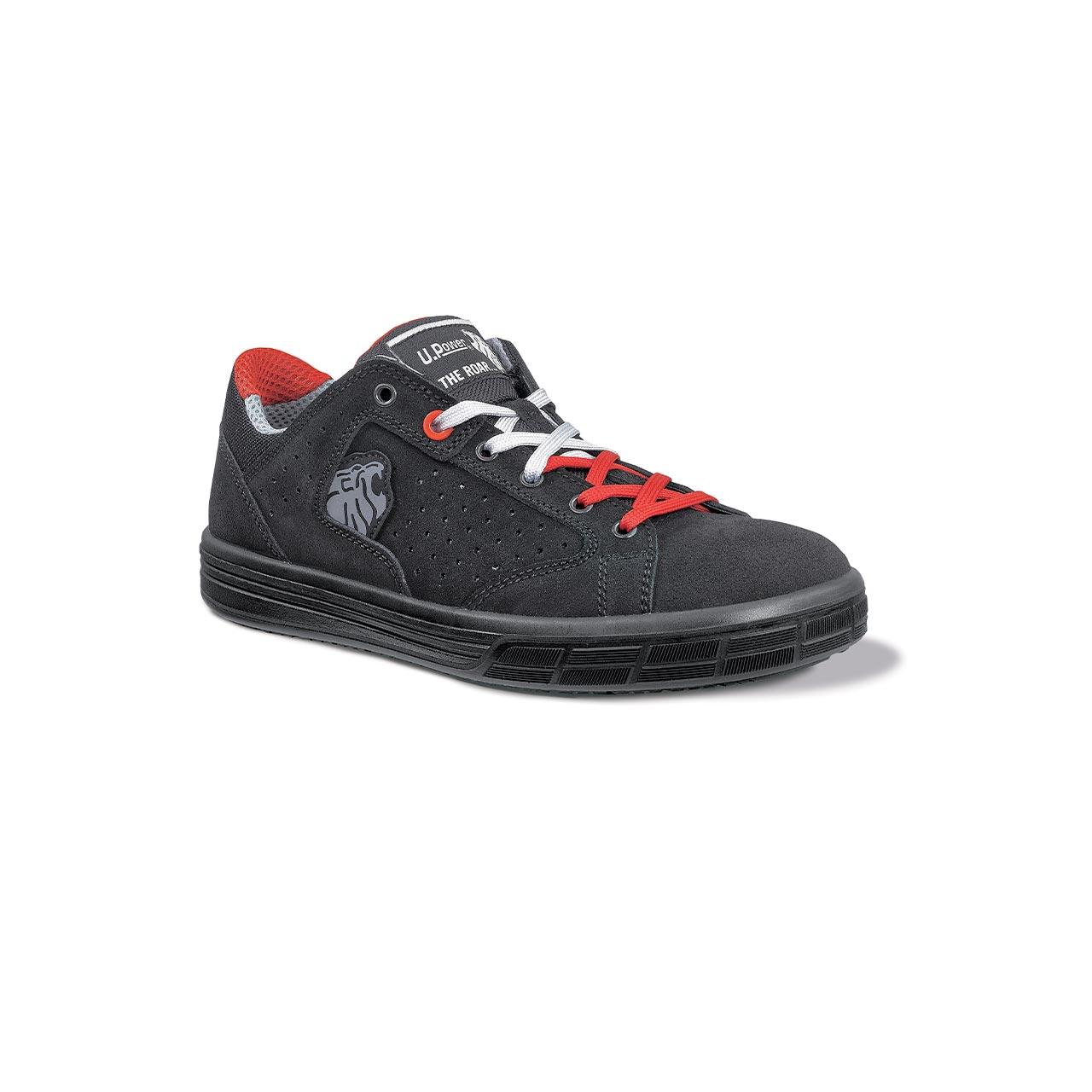 scarpa antinfortunistica upower modello joy linea theroar vista laterale