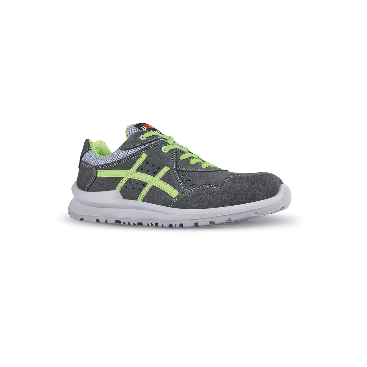 scarpa antinfortunistica upower modello kimi linea flatout vista laterale