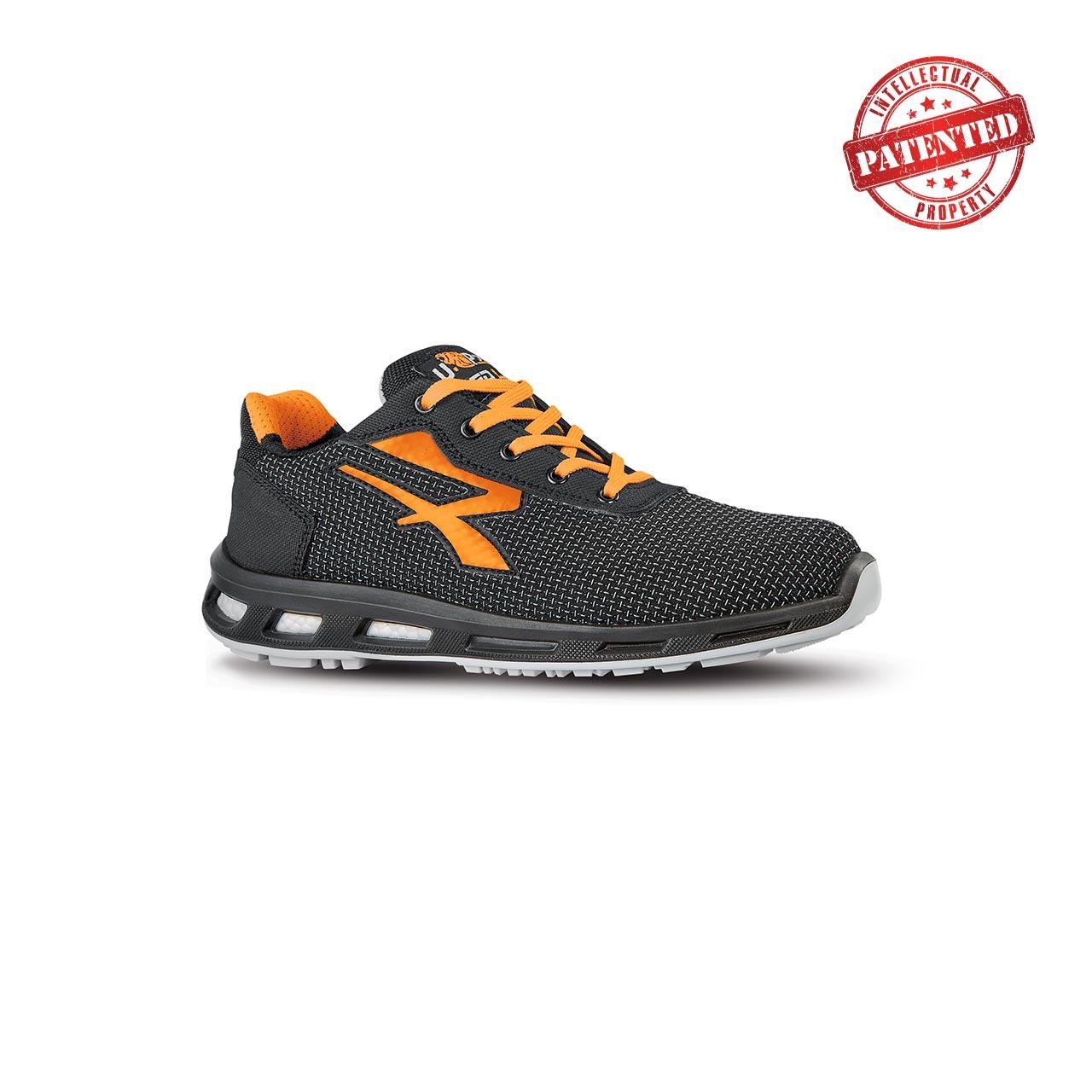 scarpa antinfortunistica upower modello kindle linea redlion vista laterale
