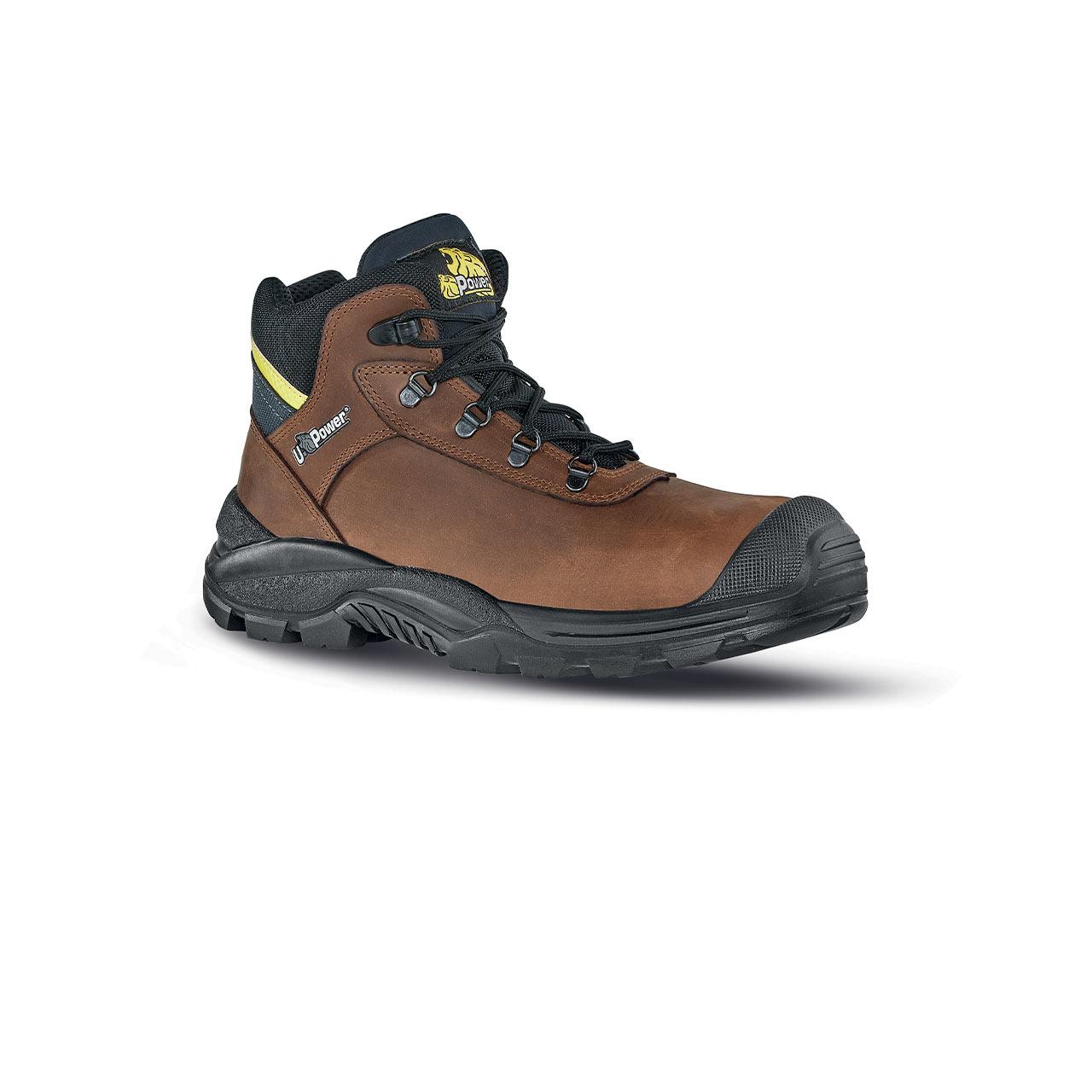 scarpa antinfortunistica upower modello latitude linea stepone vista laterale