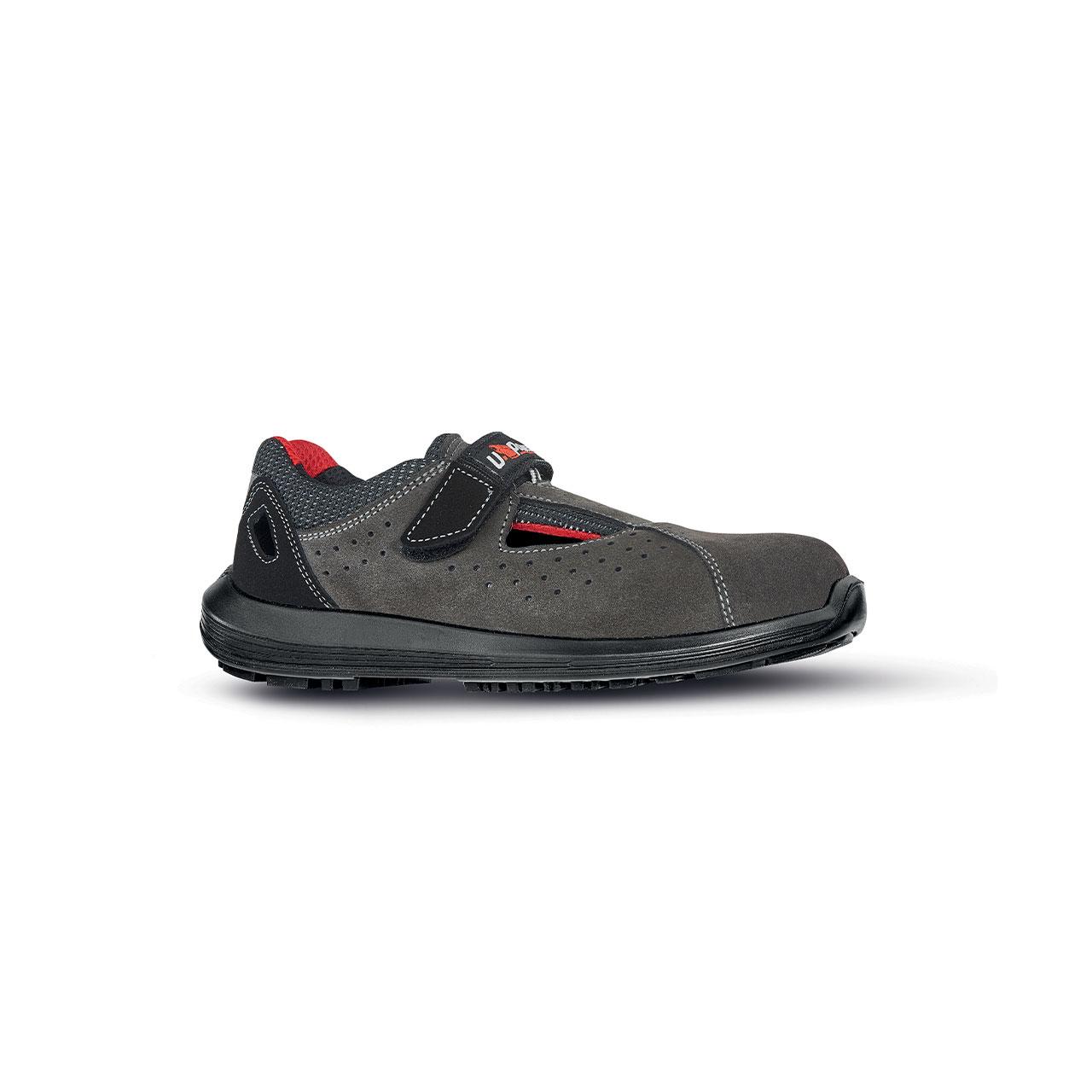 scarpa antinfortunistica upower modello lightone linea rock_roll vista laterale