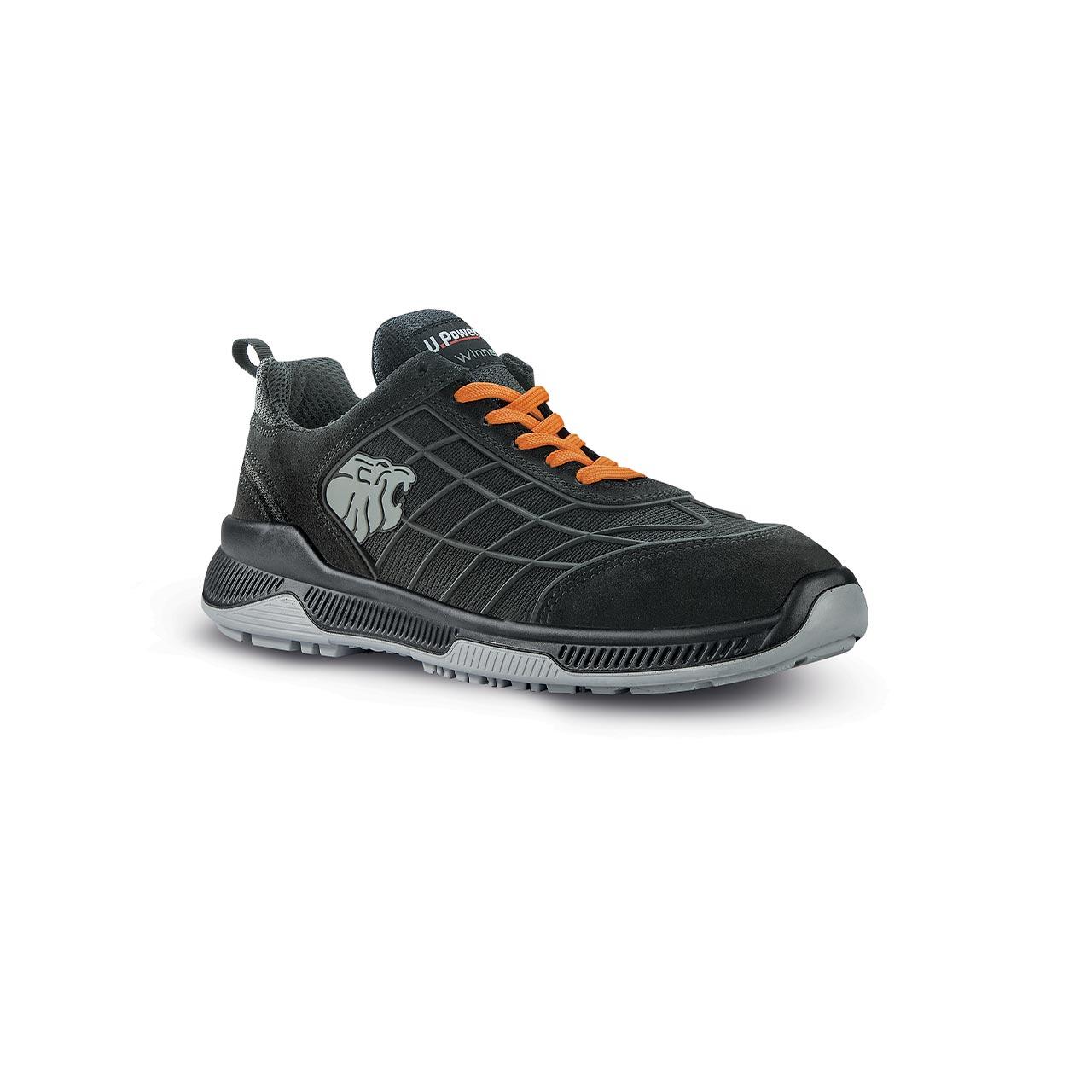 scarpa antinfortunistica upower modello match linea winner vista laterale