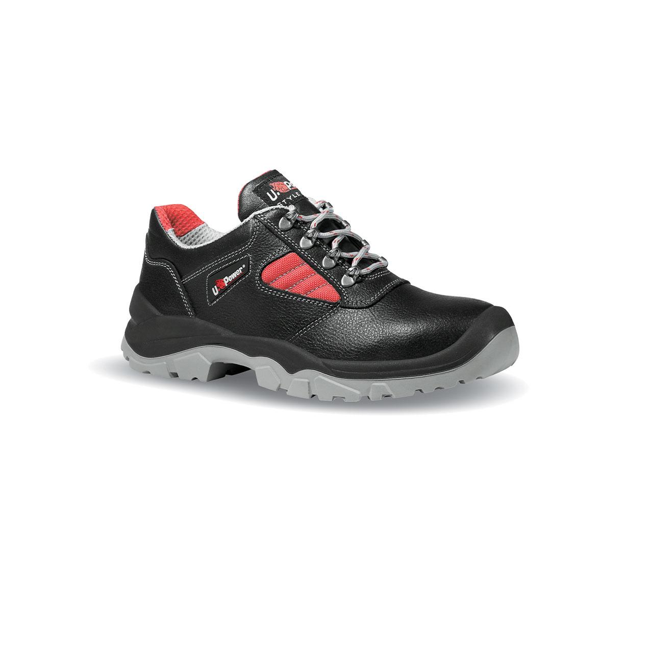 scarpa antinfortunistica upower modello mauna linea STYLE_JOB vista laterale