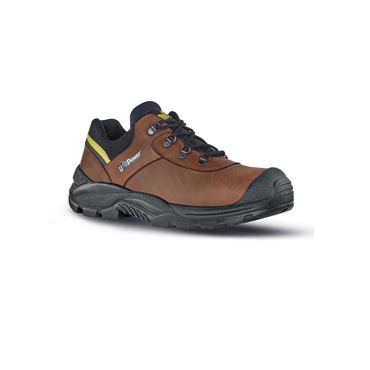 scarpa antinfortunistica upower modello meridiane linea stepone vista laterale