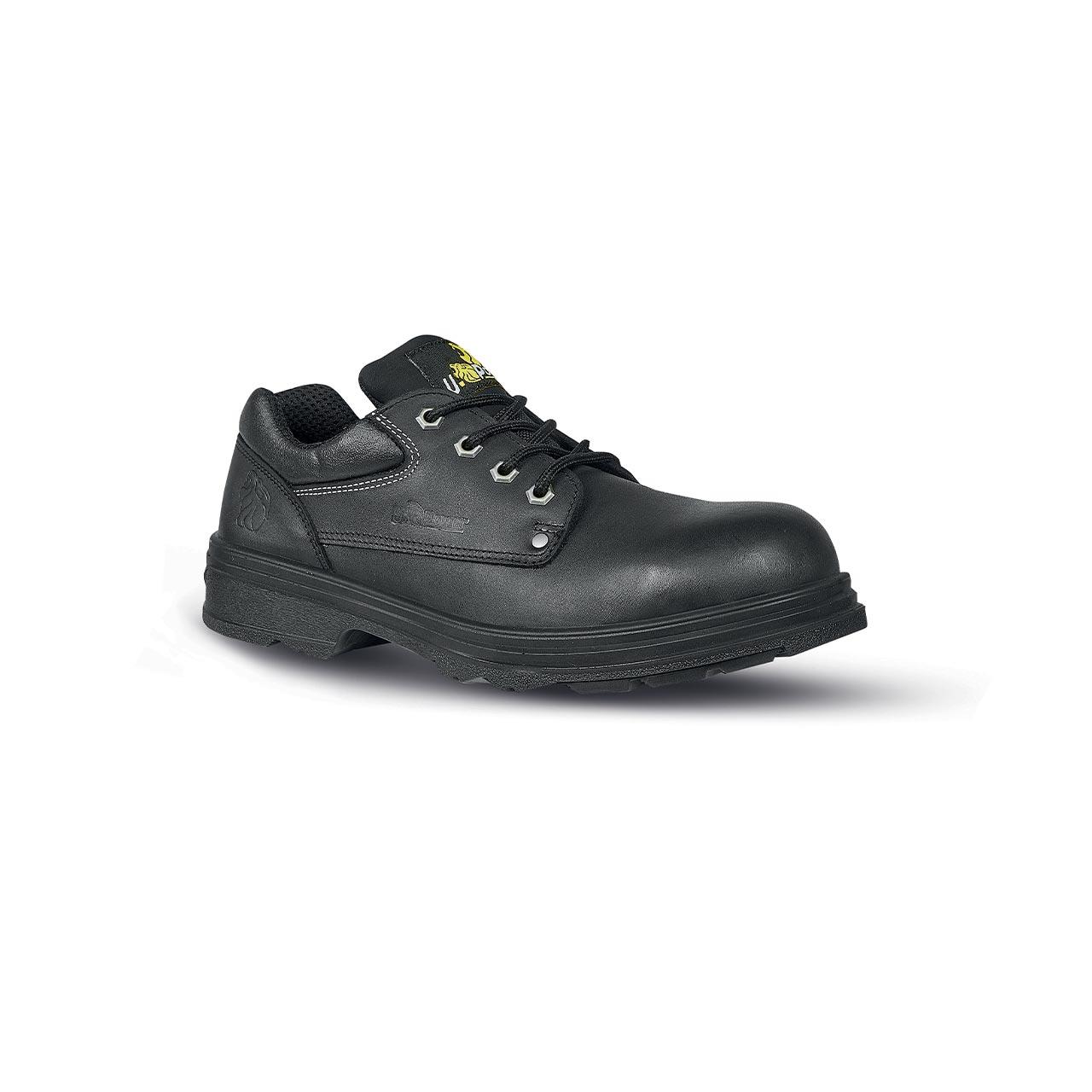 scarpa antinfortunistica upower modello mustang linea conceptm vista laterale