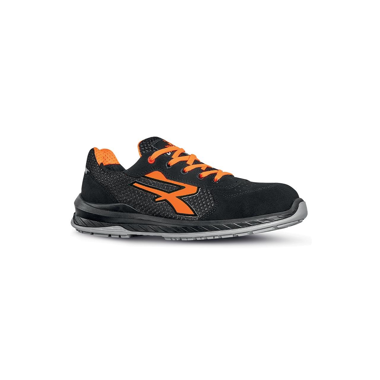 scarpa antinfortunistica upower modello nairobi linea redindustry vista laterale