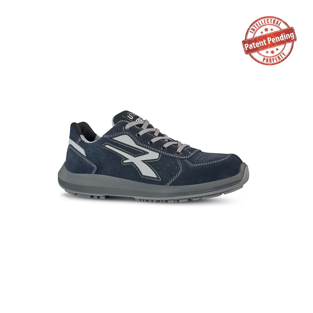 scarpa antinfortunistica upower modello nash linea redup vista laterale