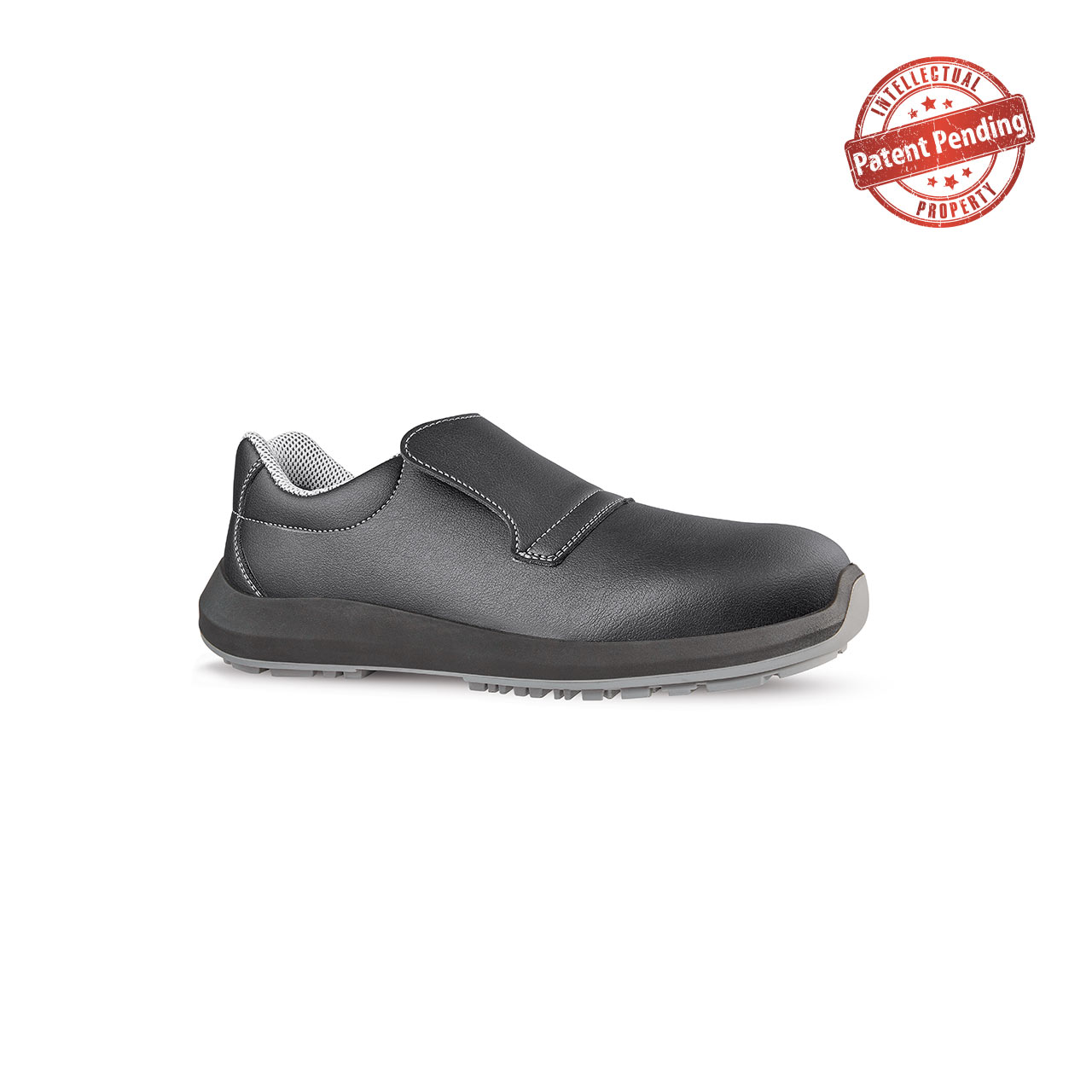 scarpa antinfortunistica upower modello nova linea redup vista laterale