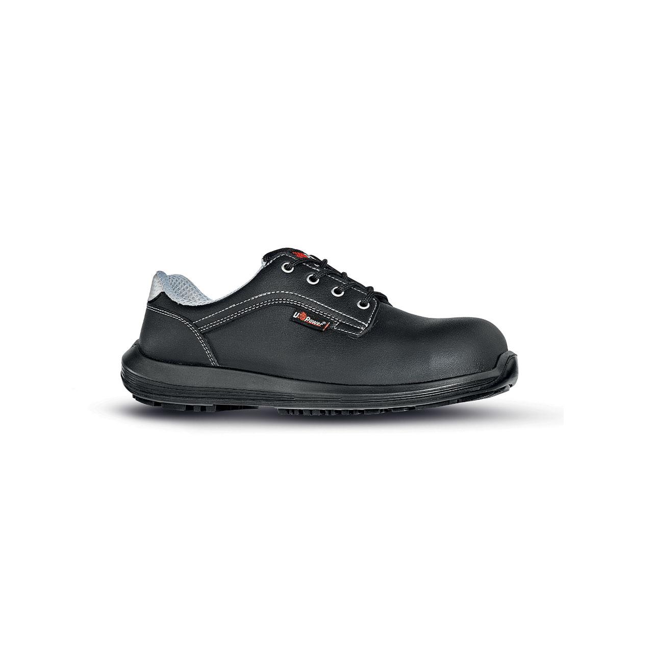 scarpa antinfortunistica upower modello oxford linea USPECIAL vista laterale
