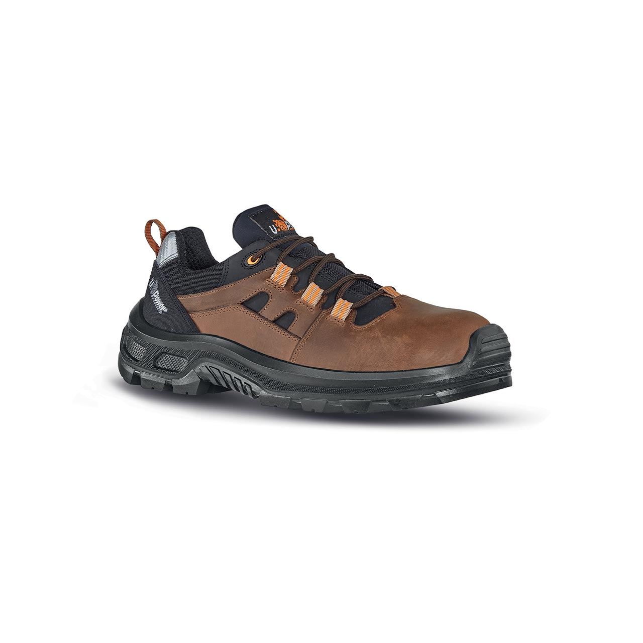 scarpa antinfortunistica upower modello provoke linea conceptplus vista laterale