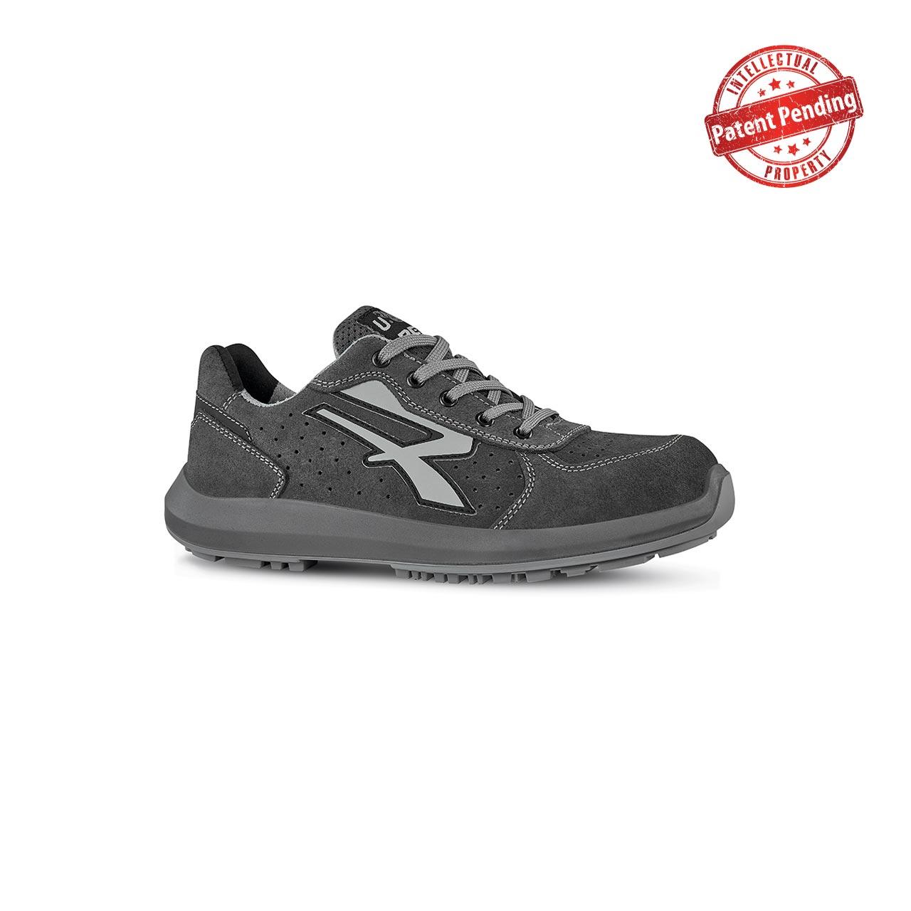 scarpa antinfortunistica upower modello rigel linea redup vista laterale