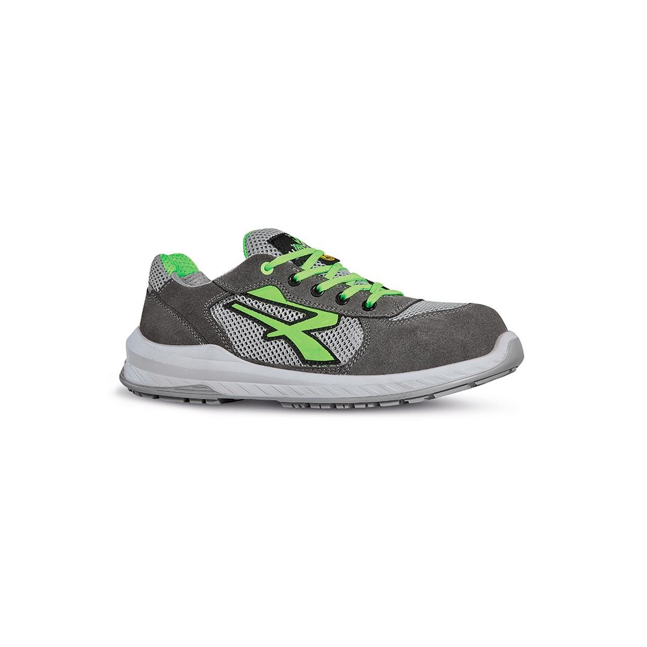 scarpa antinfortunistica upower modello rio linea redindustry vista laterale