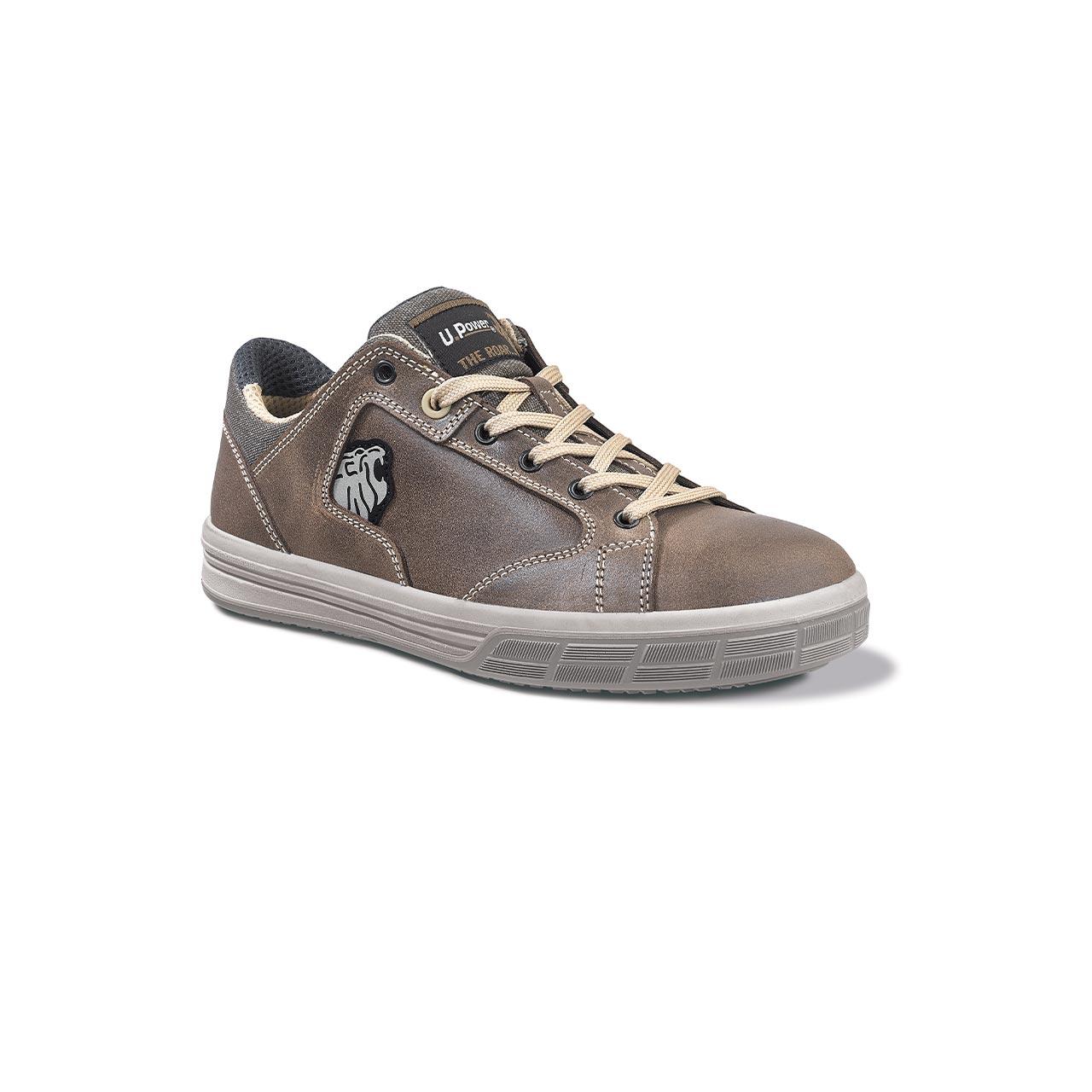 scarpa antinfortunistica upower modello savana linea theroar vista laterale