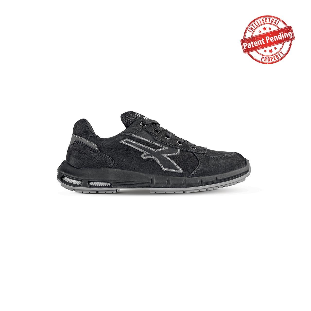 scarpa antinfortunistica upower modello shedir plus linea redup plus vista laterale