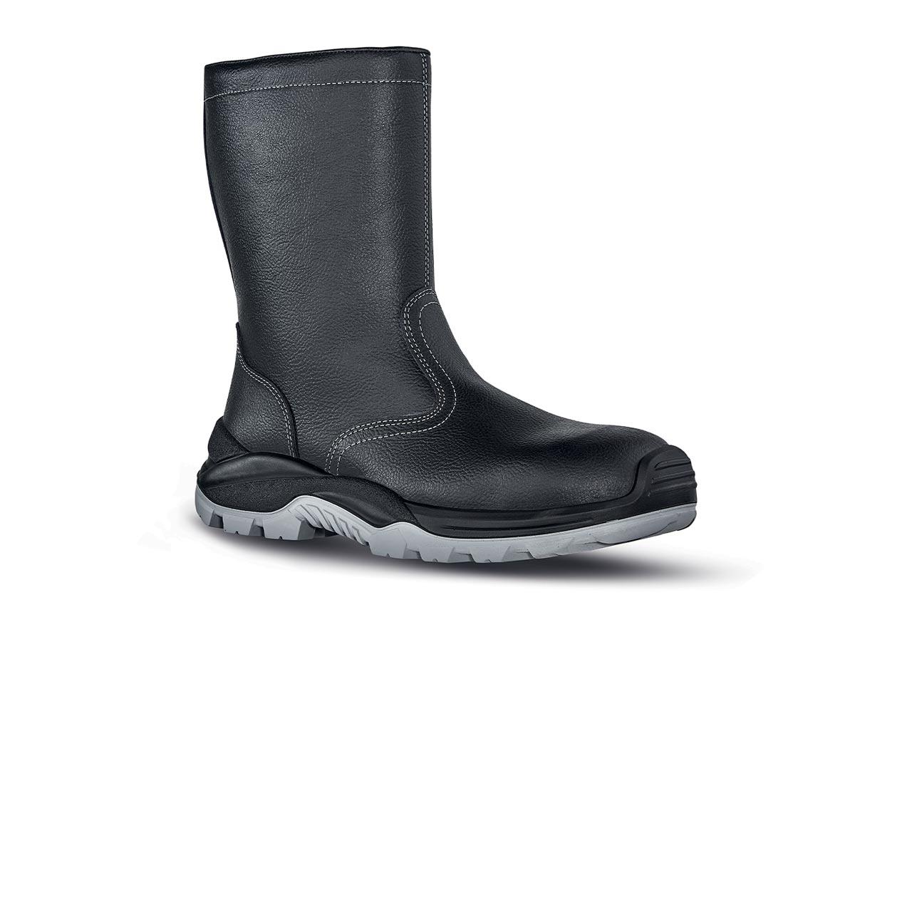 scarpa antinfortunistica upower modello siberian linea stepone vista laterale