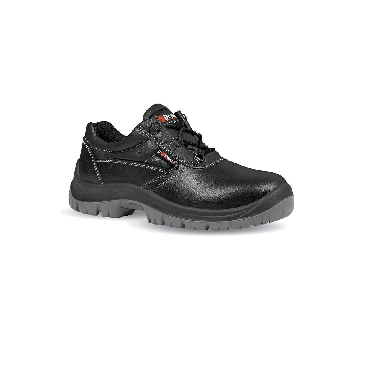 scarpa antinfortunistica upower modello simple linea entry vista laterale