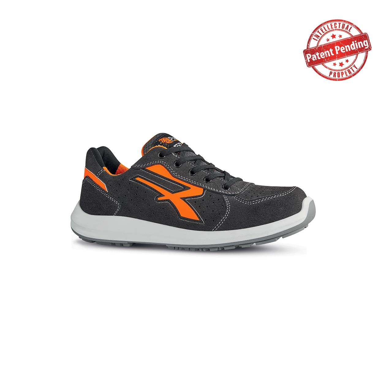 scarpa antinfortunistica upower modello sirio linea redup vista laterale