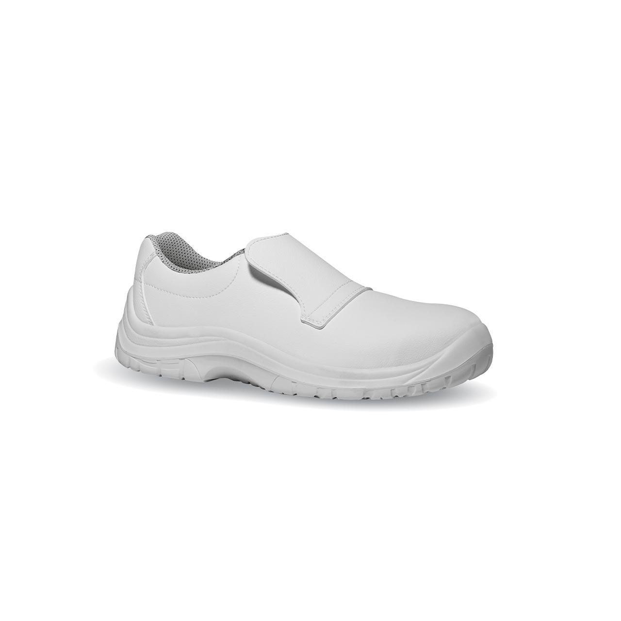 scarpa antinfortunistica upower modello soft linea professional vista laterale