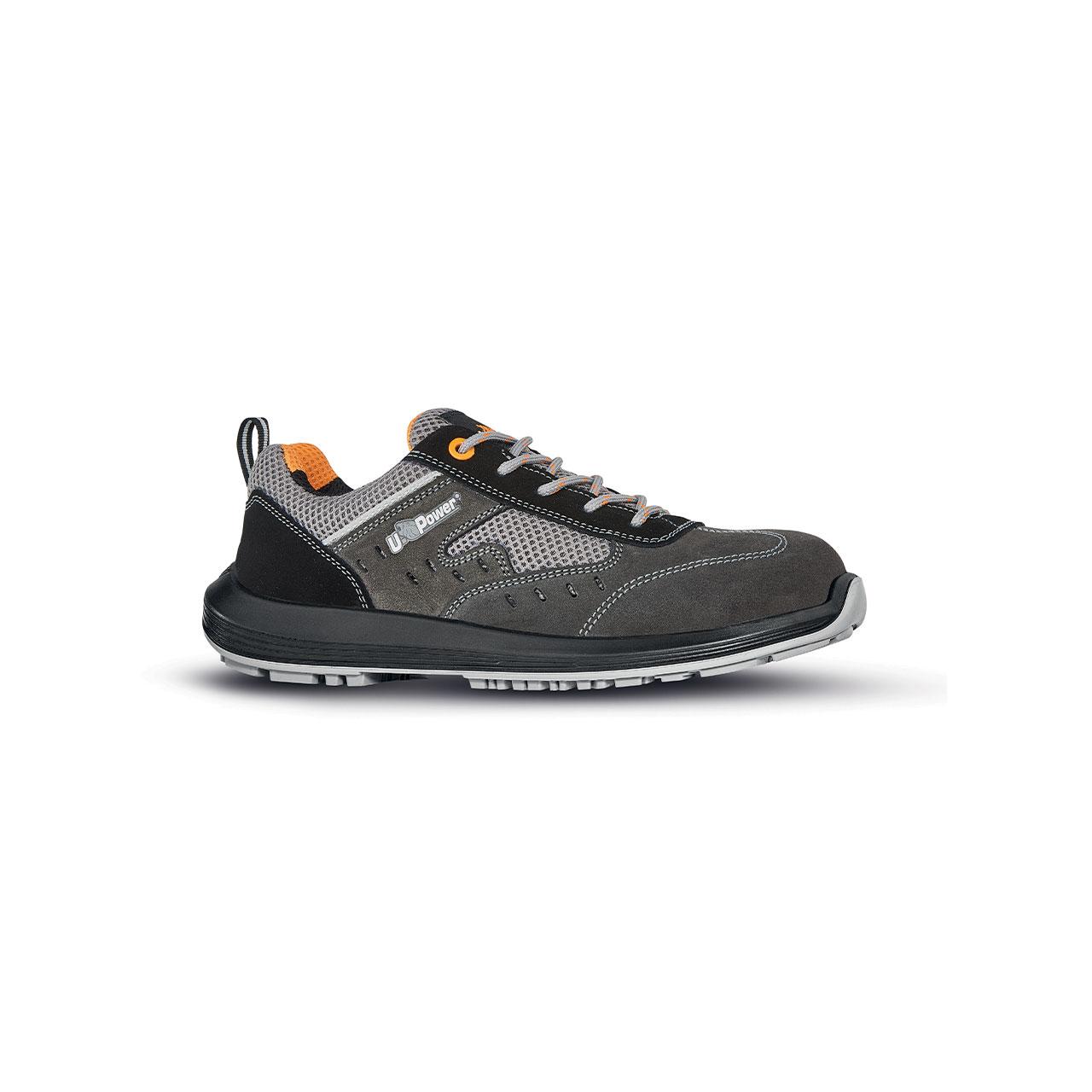 scarpa antinfortunistica upower modello sprint linea rock&roll vista laterale (1)